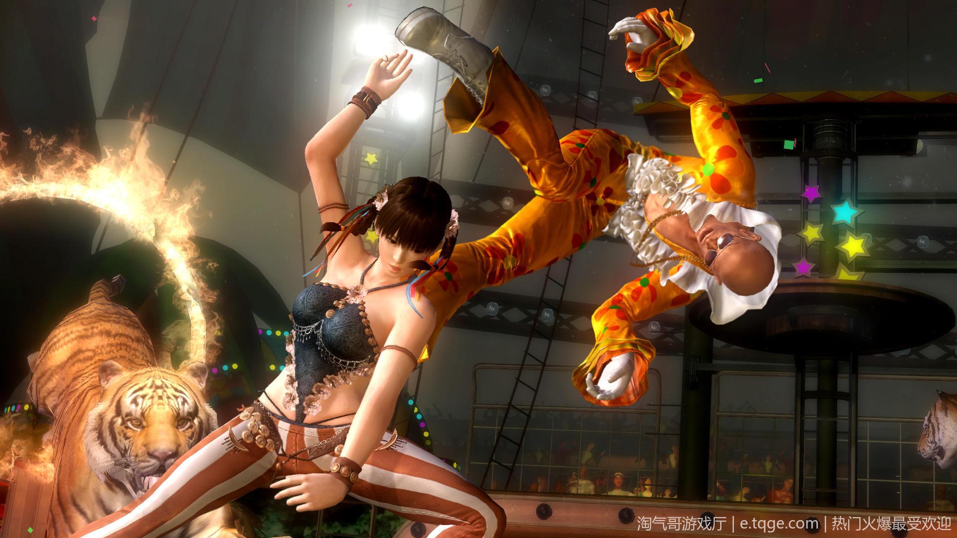 死或生5:最后一战 格斗游戏 第2张
