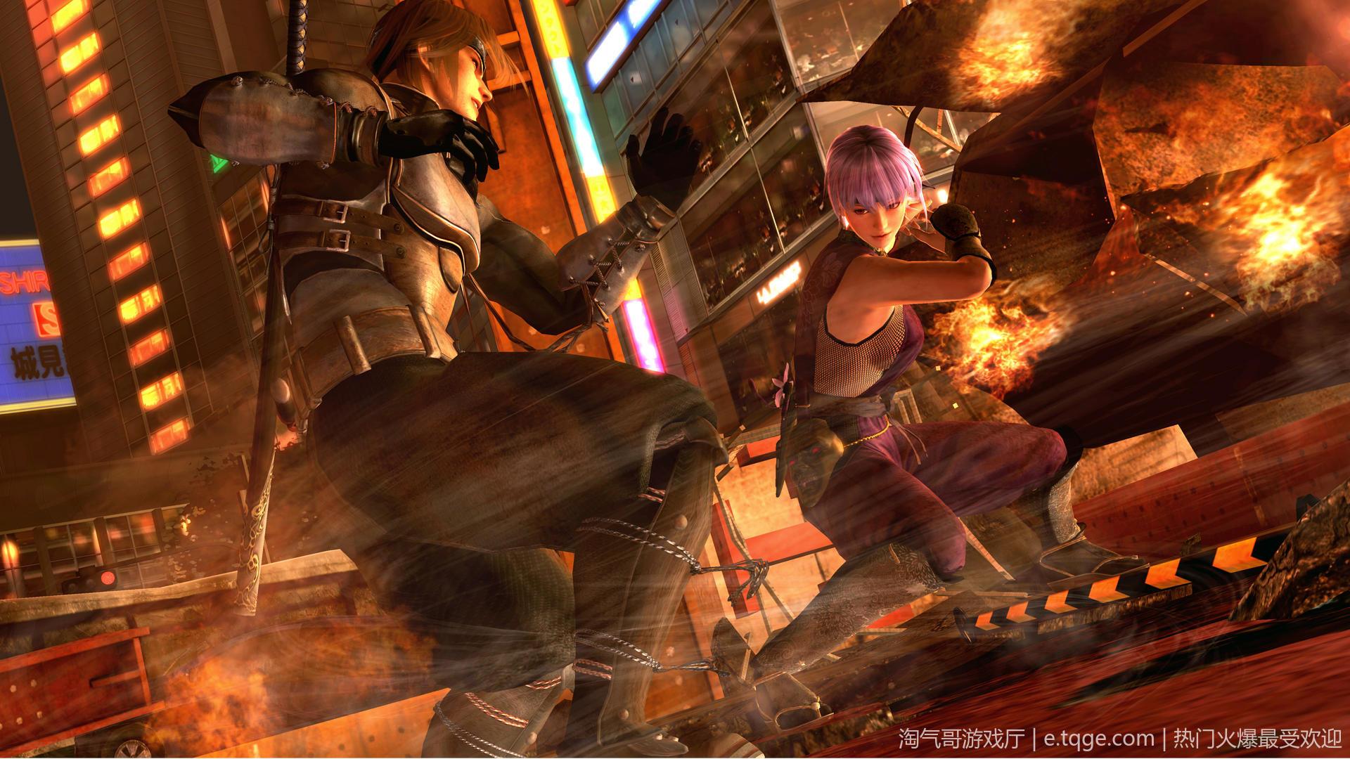 死或生5:最后一战 格斗游戏 第6张