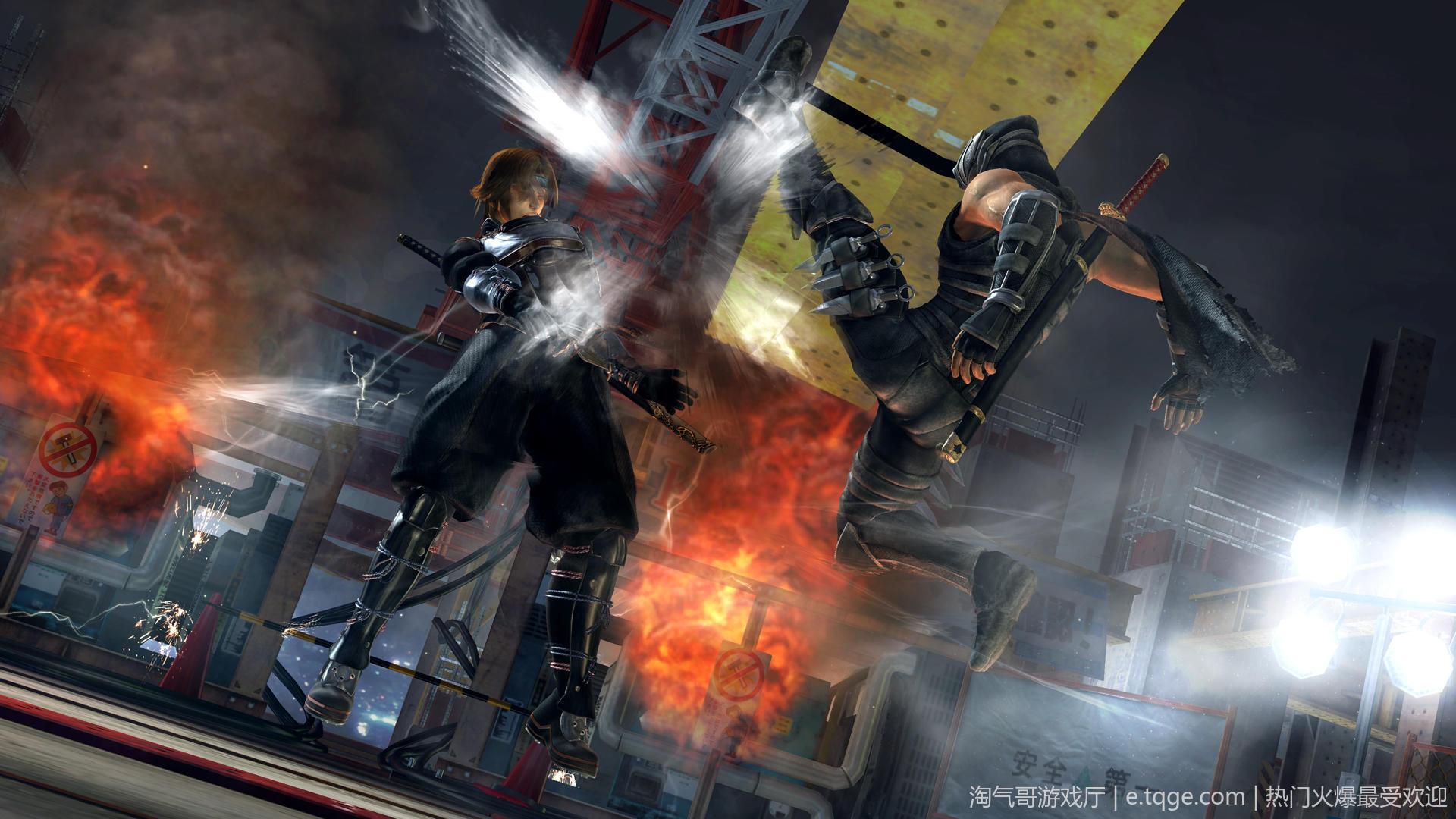 死或生5:最后一战 格斗游戏 第7张