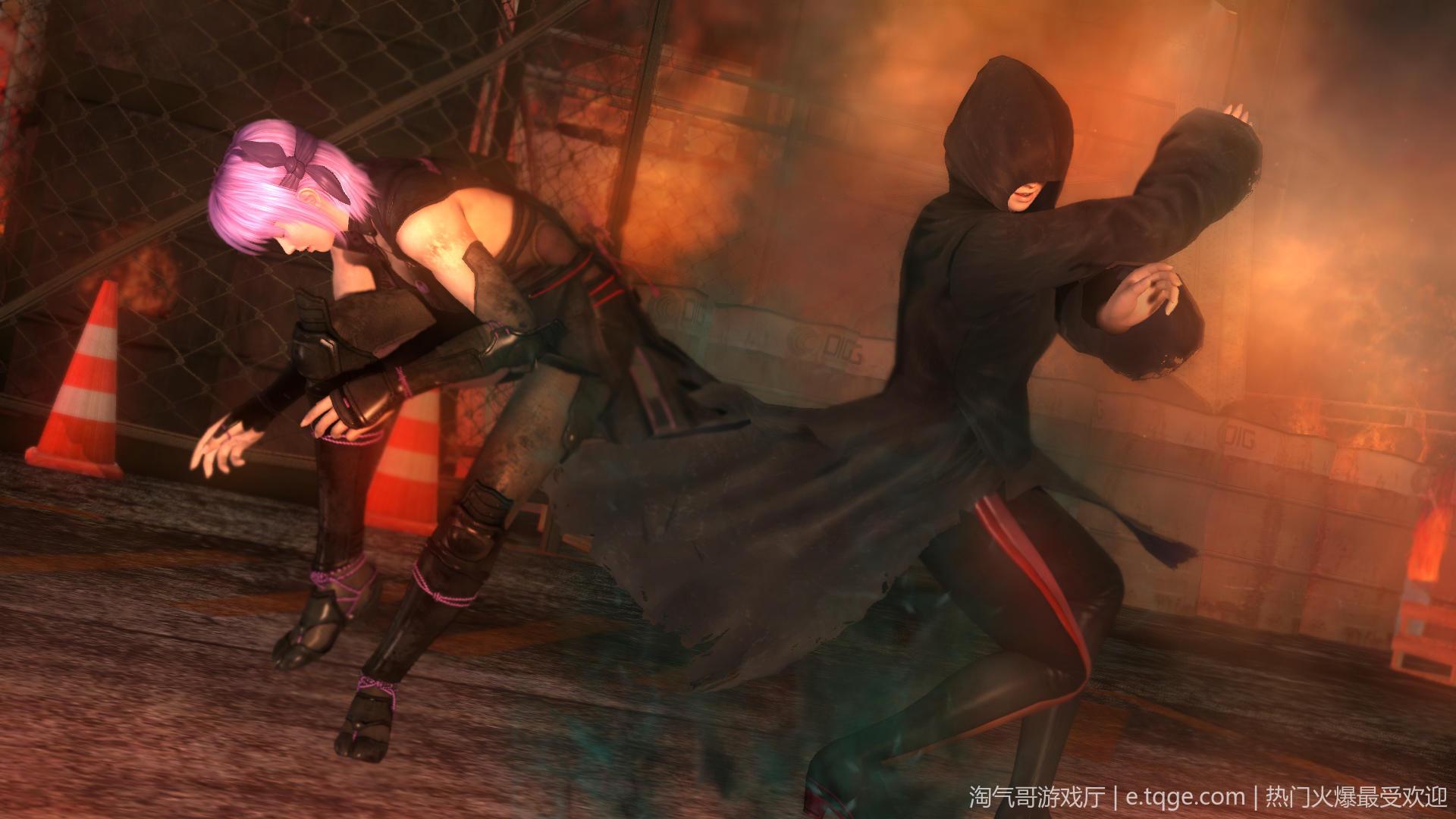 死或生5:最后一战 格斗游戏 第11张
