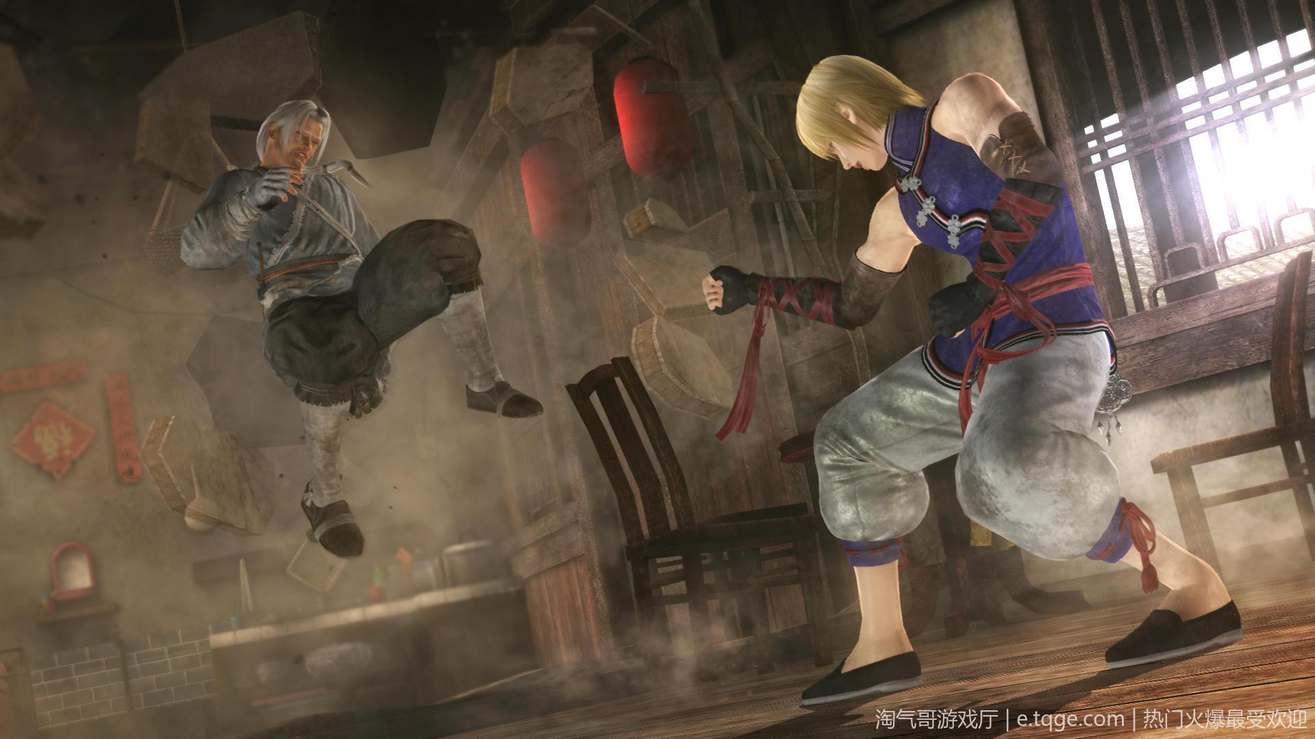 死或生5:最后一战 格斗游戏 第12张