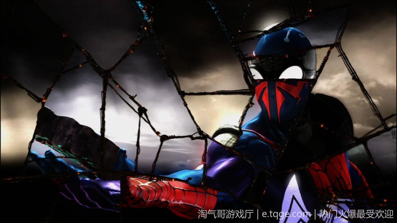 蜘蛛侠:破碎维度 动作冒险 第5张