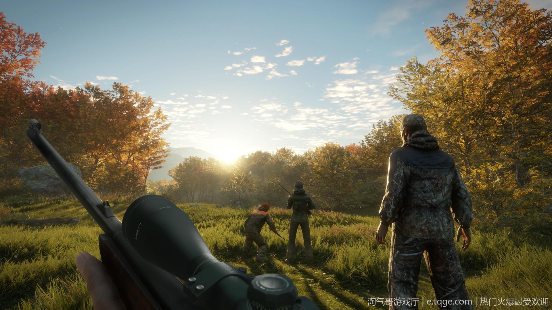 猎人:野性的呼唤/荒野的召唤 动作冒险 第2张