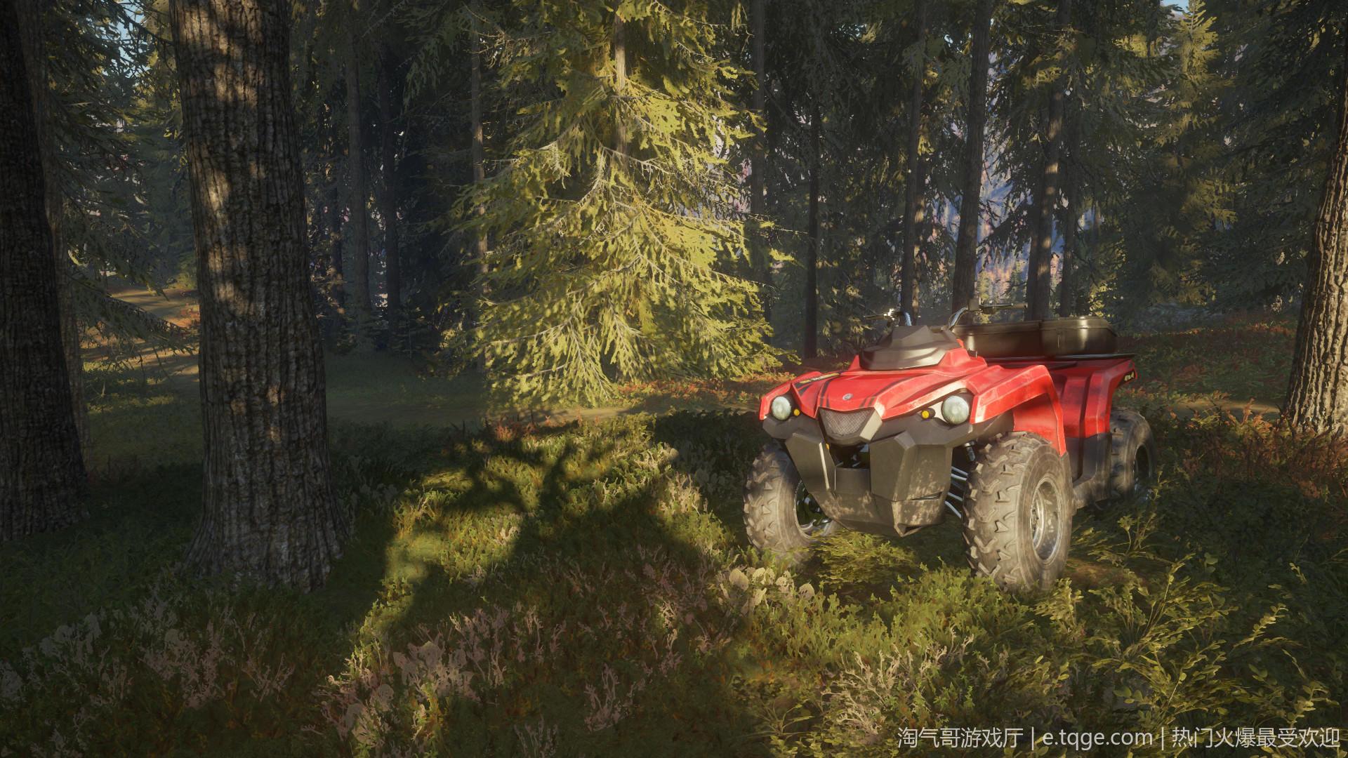 猎人:野性的呼唤/荒野的召唤 动作冒险 第5张
