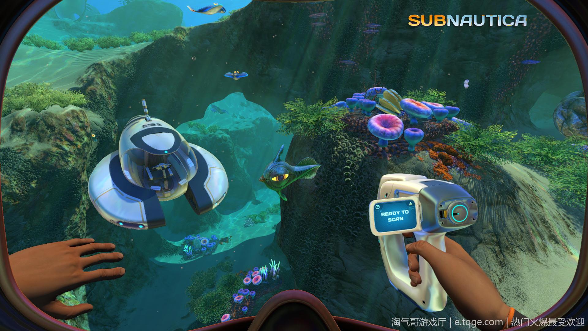 深海迷航/水下之旅/美丽水世界 动作冒险 第1张