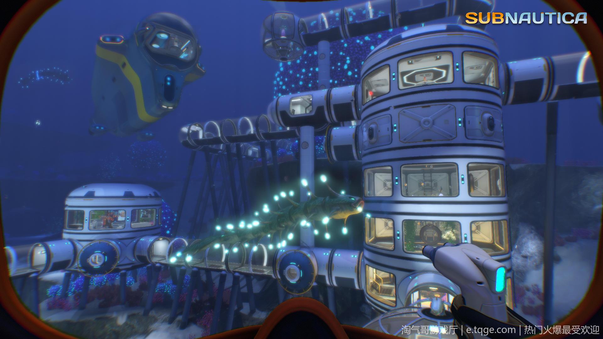 深海迷航/水下之旅/美丽水世界 动作冒险 第4张