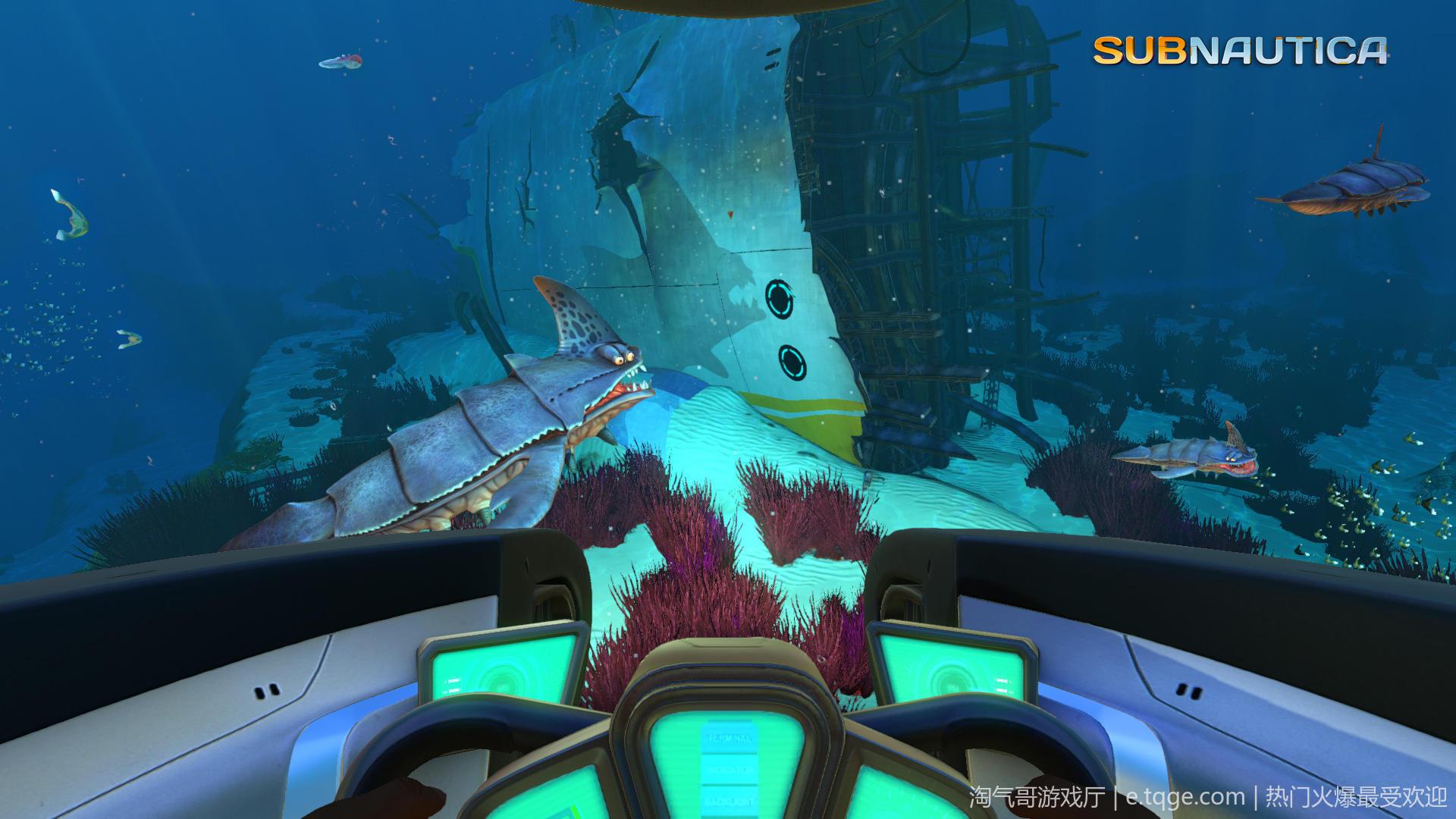 深海迷航/水下之旅/美丽水世界 动作冒险 第6张