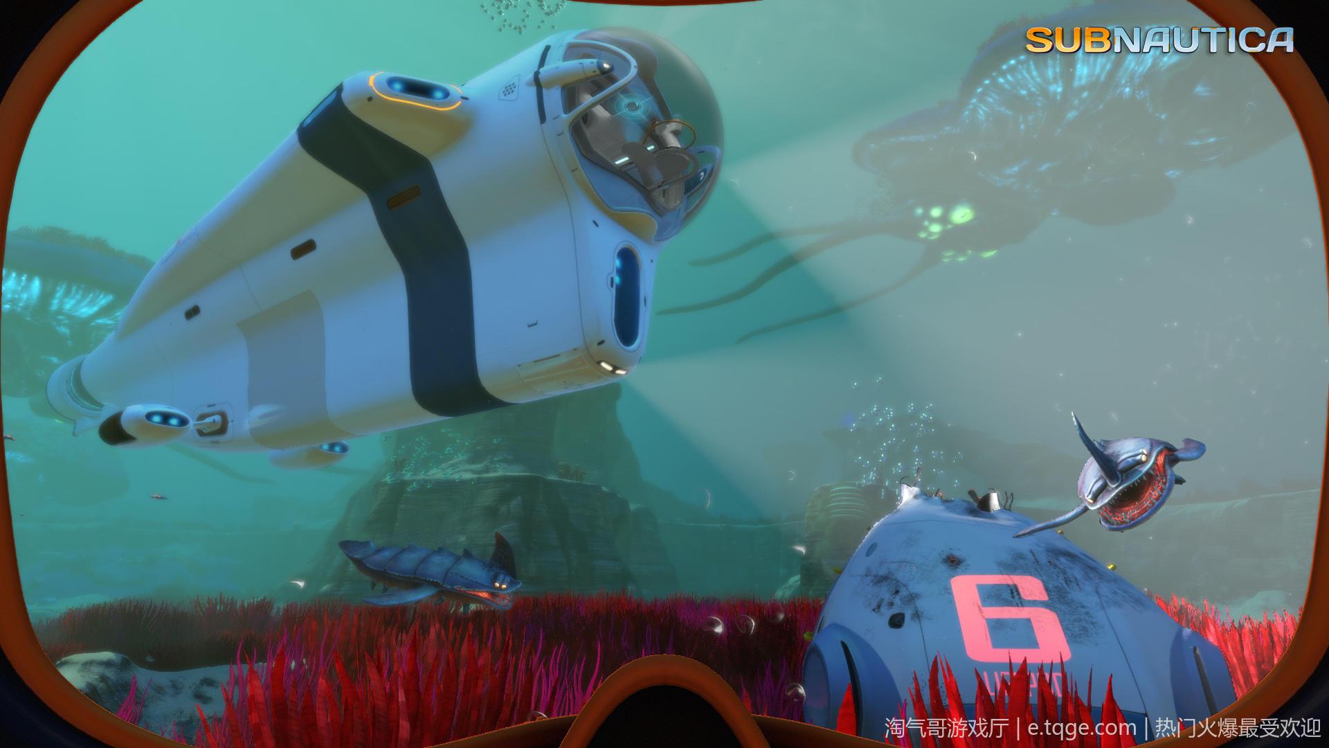 深海迷航/水下之旅/美丽水世界 动作冒险 第9张