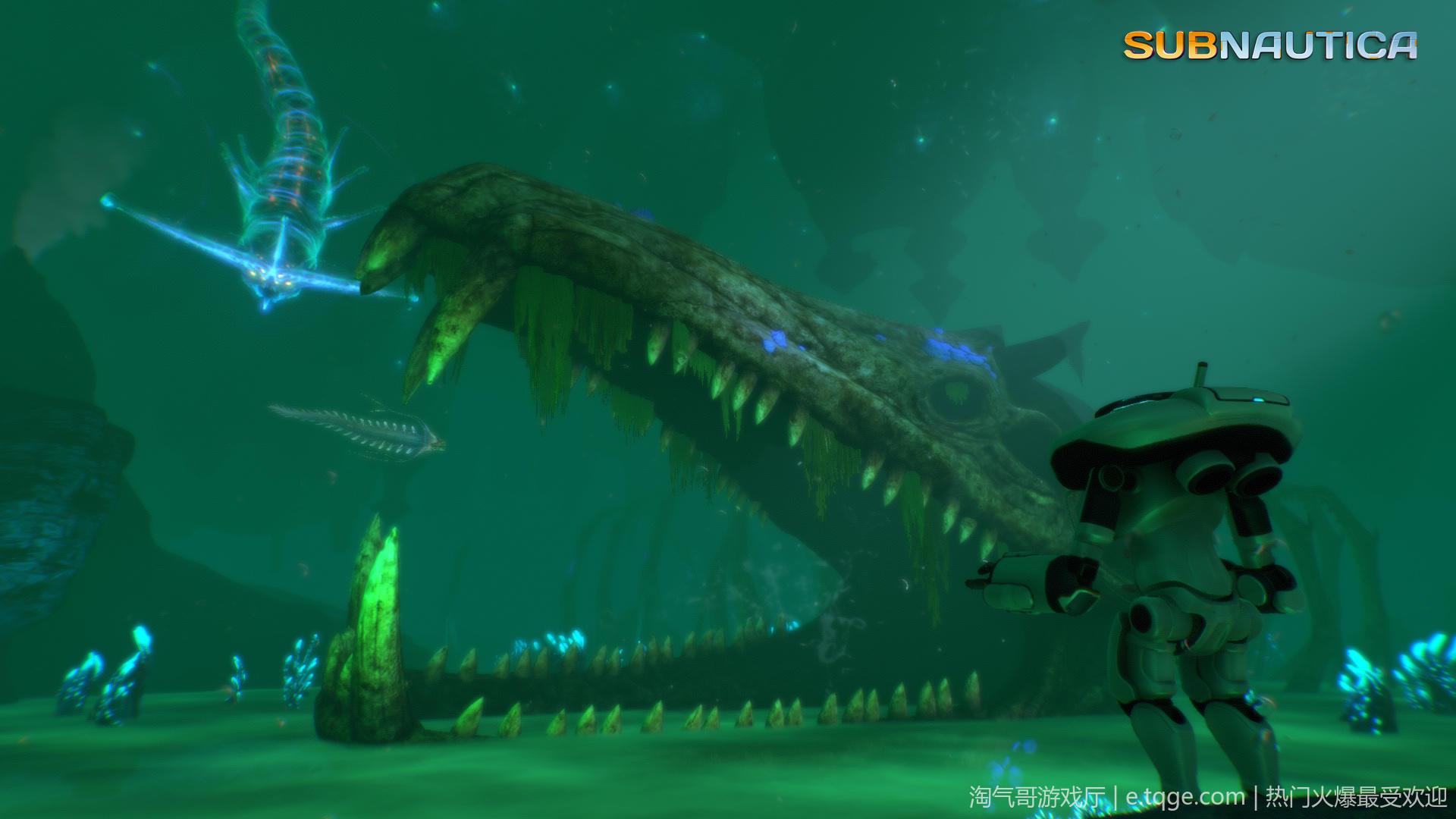 深海迷航/水下之旅/美丽水世界 动作冒险 第10张