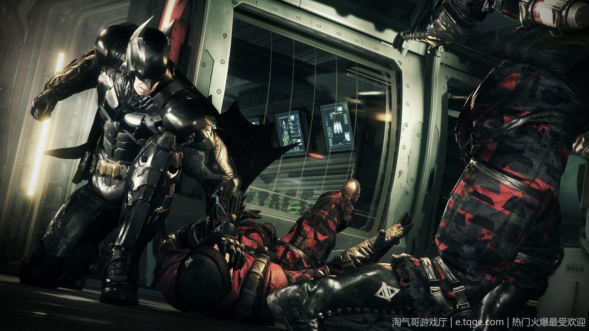 蝙蝠侠:阿卡姆骑士/阿甘骑士 全DLC版 动作冒险 第4张