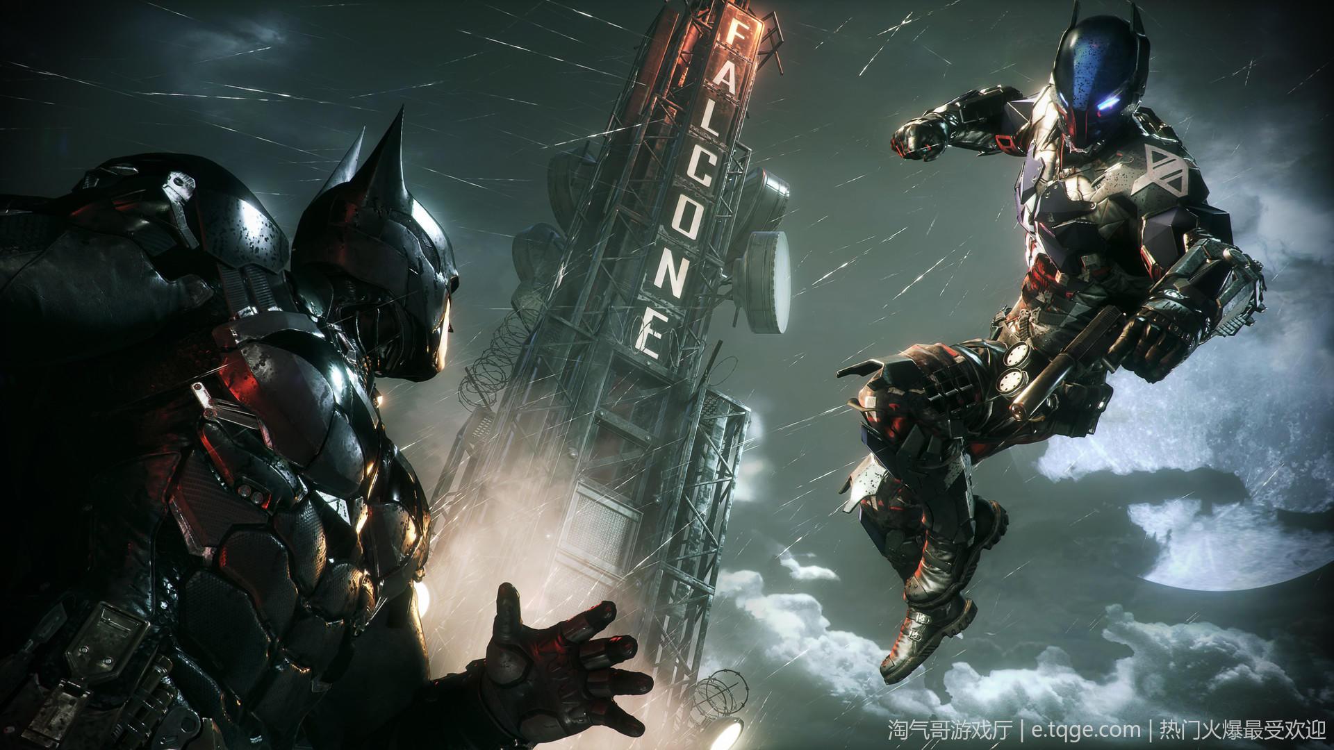 蝙蝠侠:阿卡姆骑士/阿甘骑士 全DLC版 动作冒险 第5张