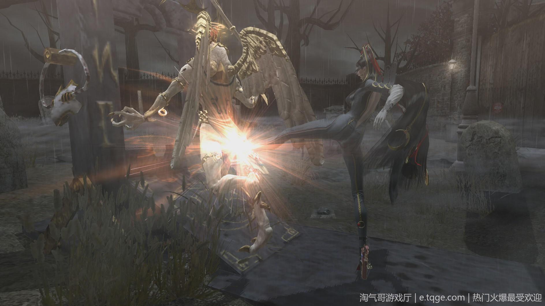 猎天使魔女 动作冒险 第7张