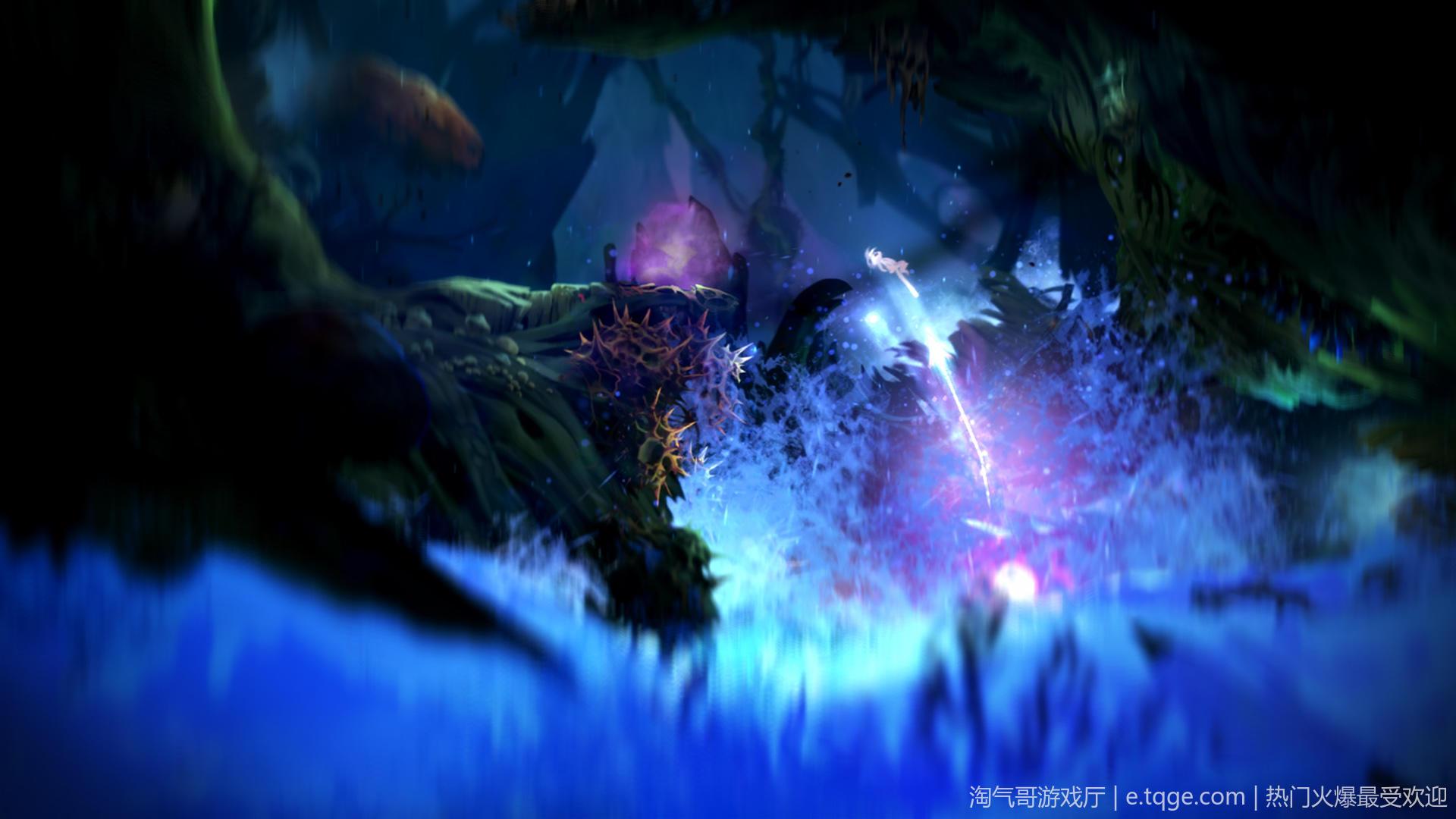 奥日与黑暗森林:终极版/精灵与黑暗森林 动作冒险 第2张