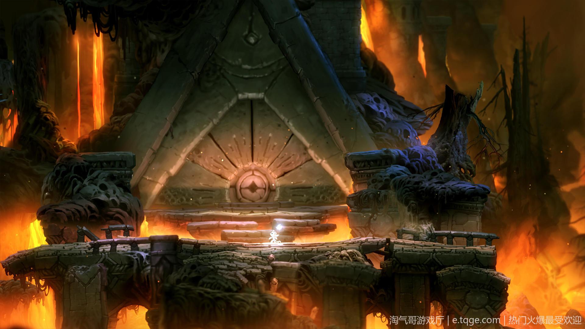 奥日与黑暗森林:终极版/精灵与黑暗森林 动作冒险 第4张