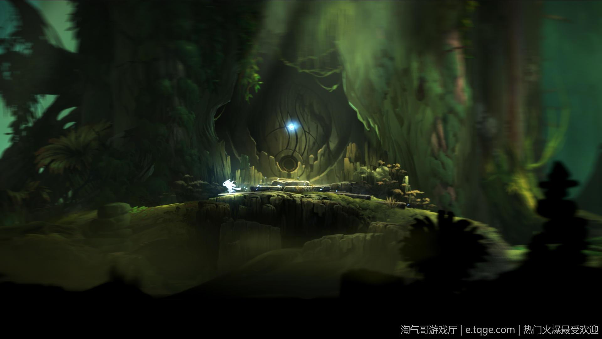 奥日与黑暗森林:终极版/精灵与黑暗森林 动作冒险 第3张