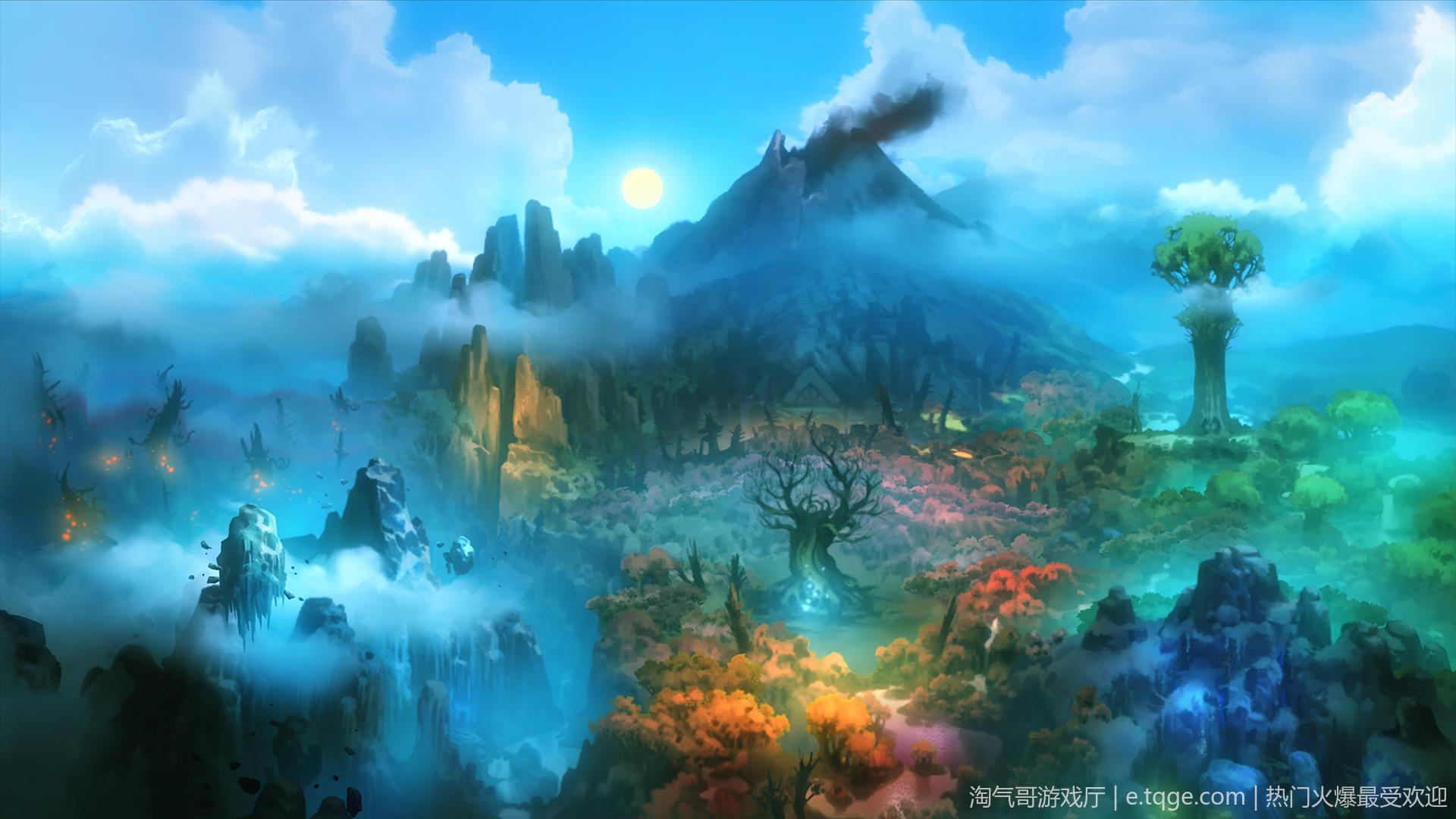 奥日与黑暗森林:终极版/精灵与黑暗森林 动作冒险 第6张