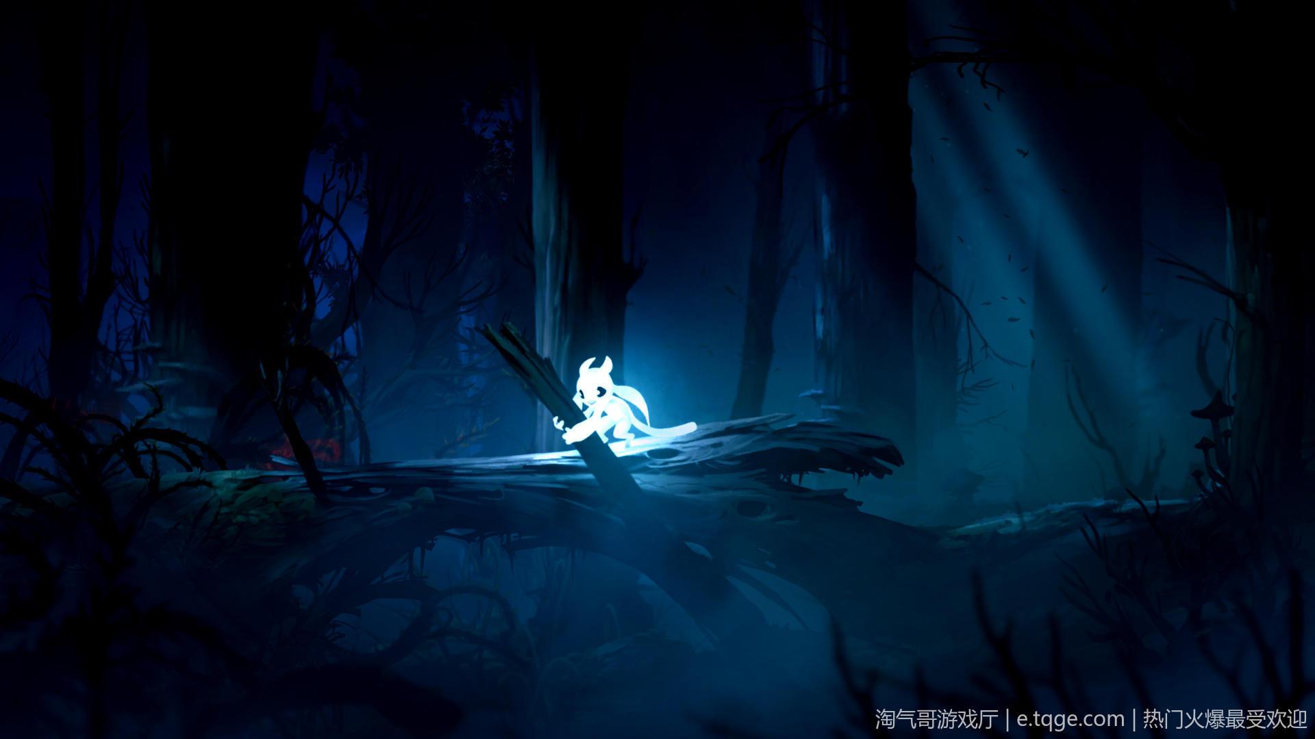 奥日与黑暗森林:终极版/精灵与黑暗森林 动作冒险 第8张