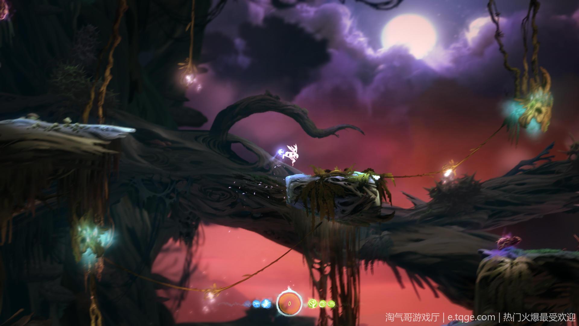 奥日与黑暗森林:终极版/精灵与黑暗森林 动作冒险 第9张