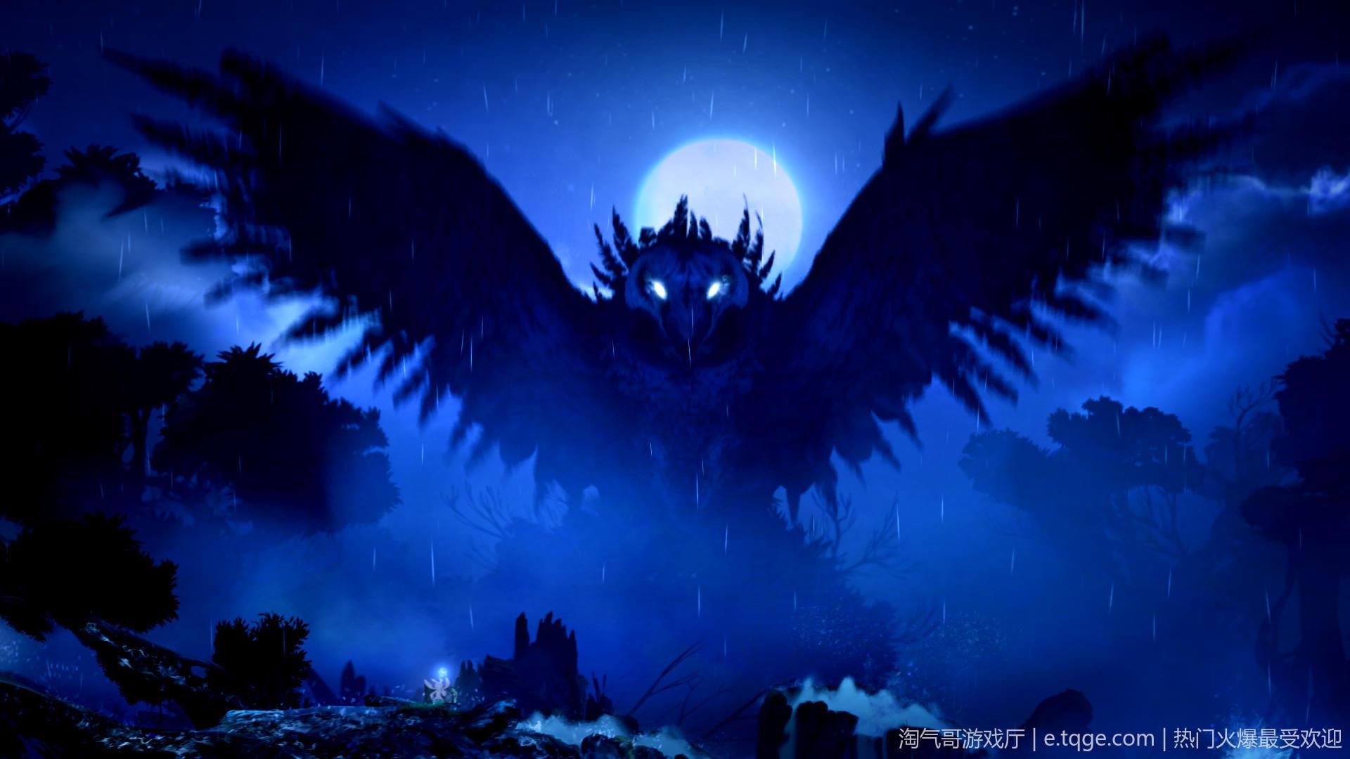 奥日与黑暗森林:终极版/精灵与黑暗森林 动作冒险 第12张