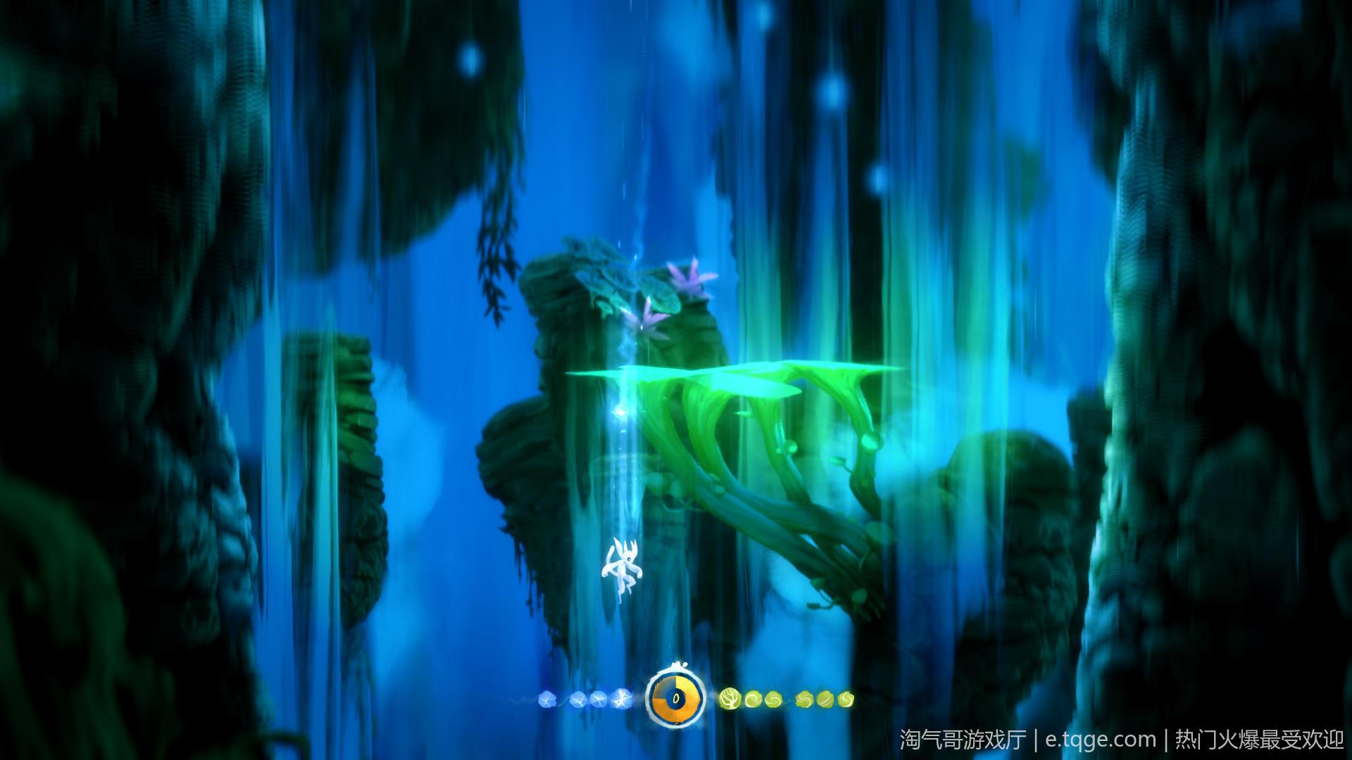 奥日与黑暗森林:终极版/精灵与黑暗森林 动作冒险 第14张
