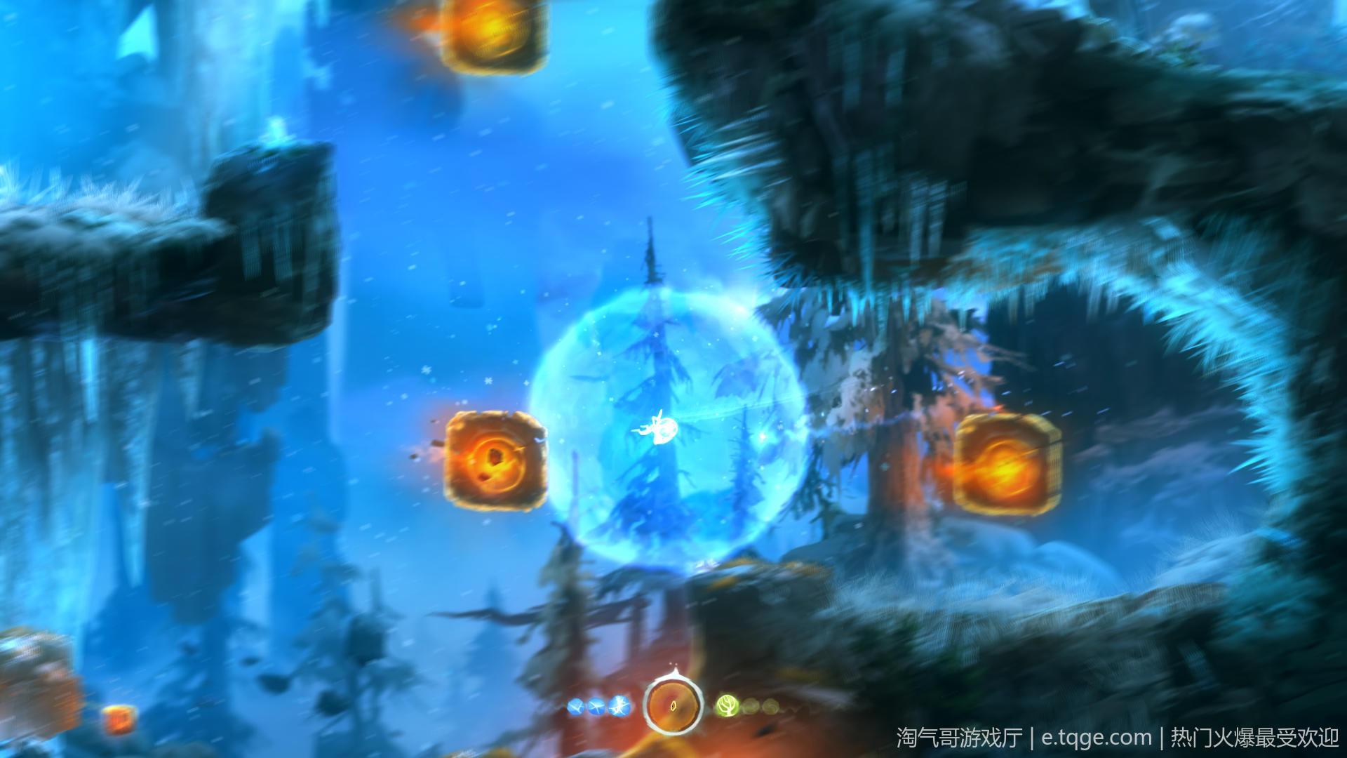 奥日与黑暗森林:终极版/精灵与黑暗森林 动作冒险 第16张