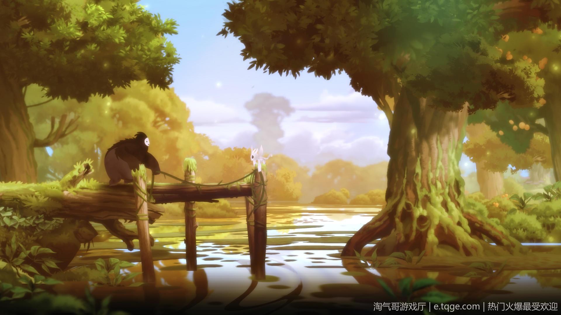 奥日与黑暗森林:终极版/精灵与黑暗森林 动作冒险 第18张
