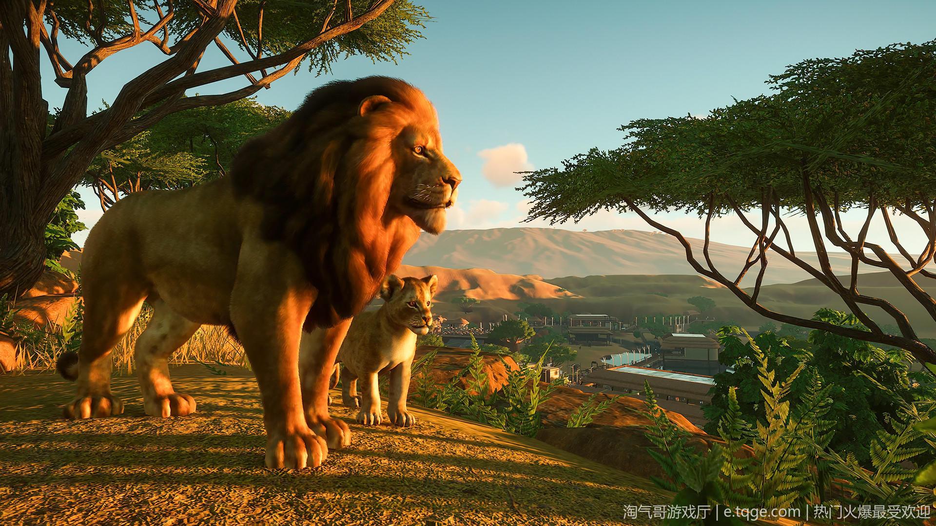动物园之星/Planet Zoo 模拟经营 第1张
