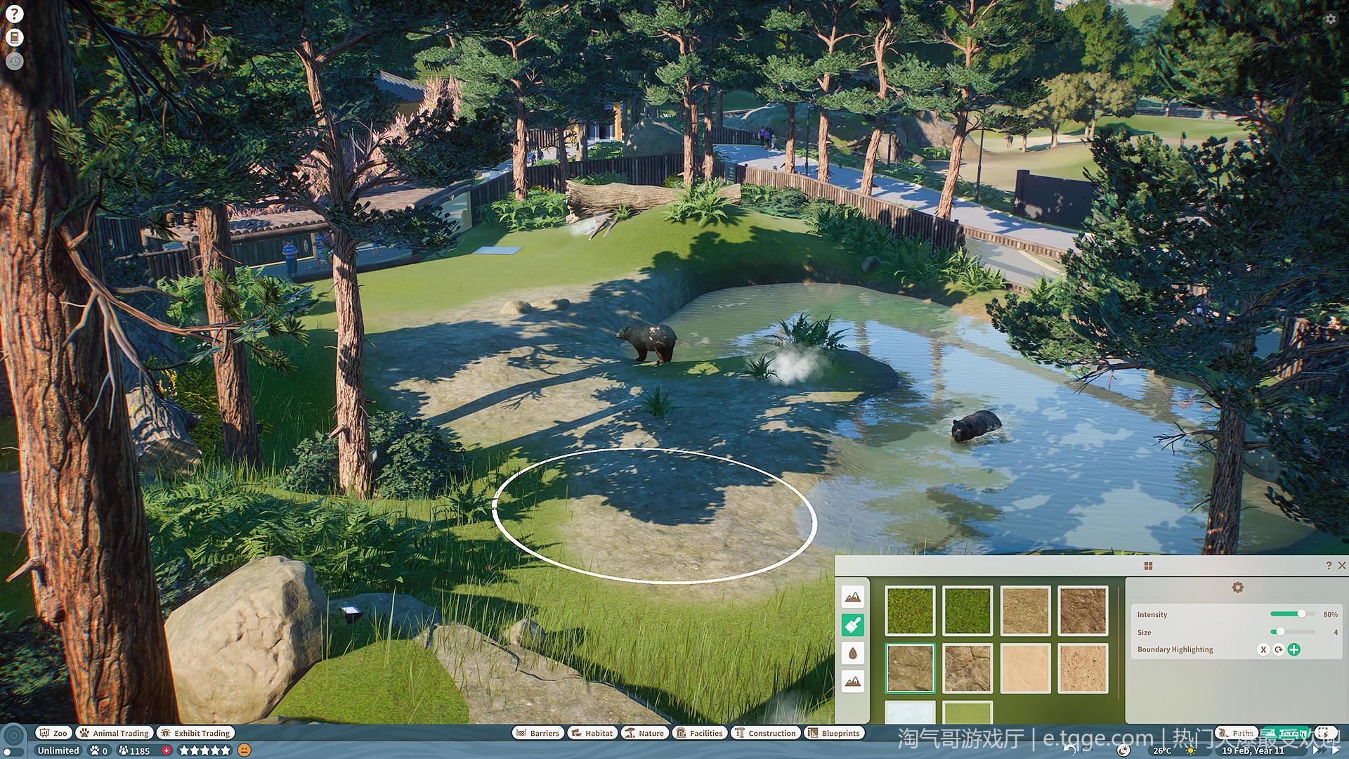 动物园之星/Planet Zoo 模拟经营 第2张
