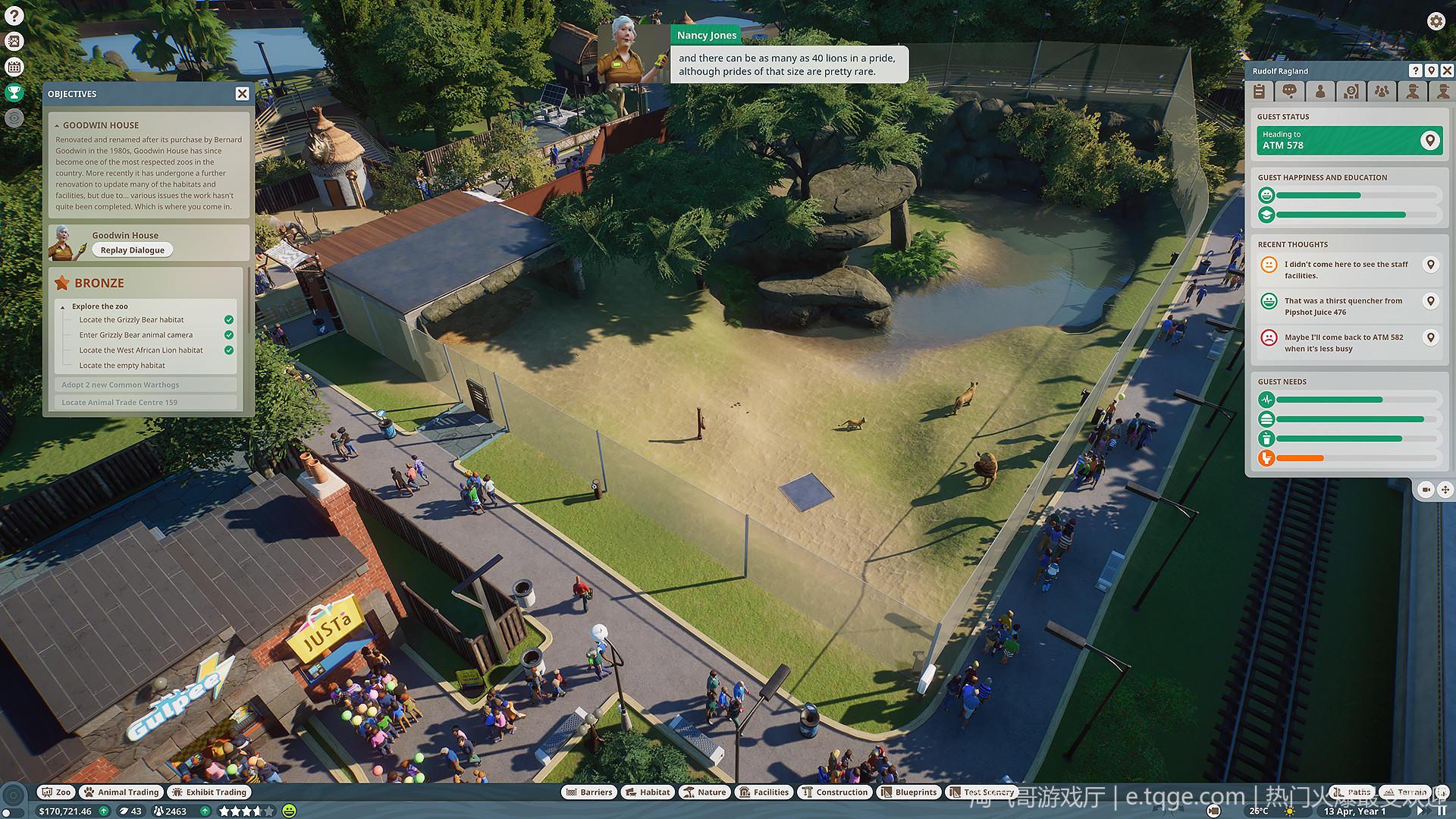 动物园之星/Planet Zoo 模拟经营 第4张