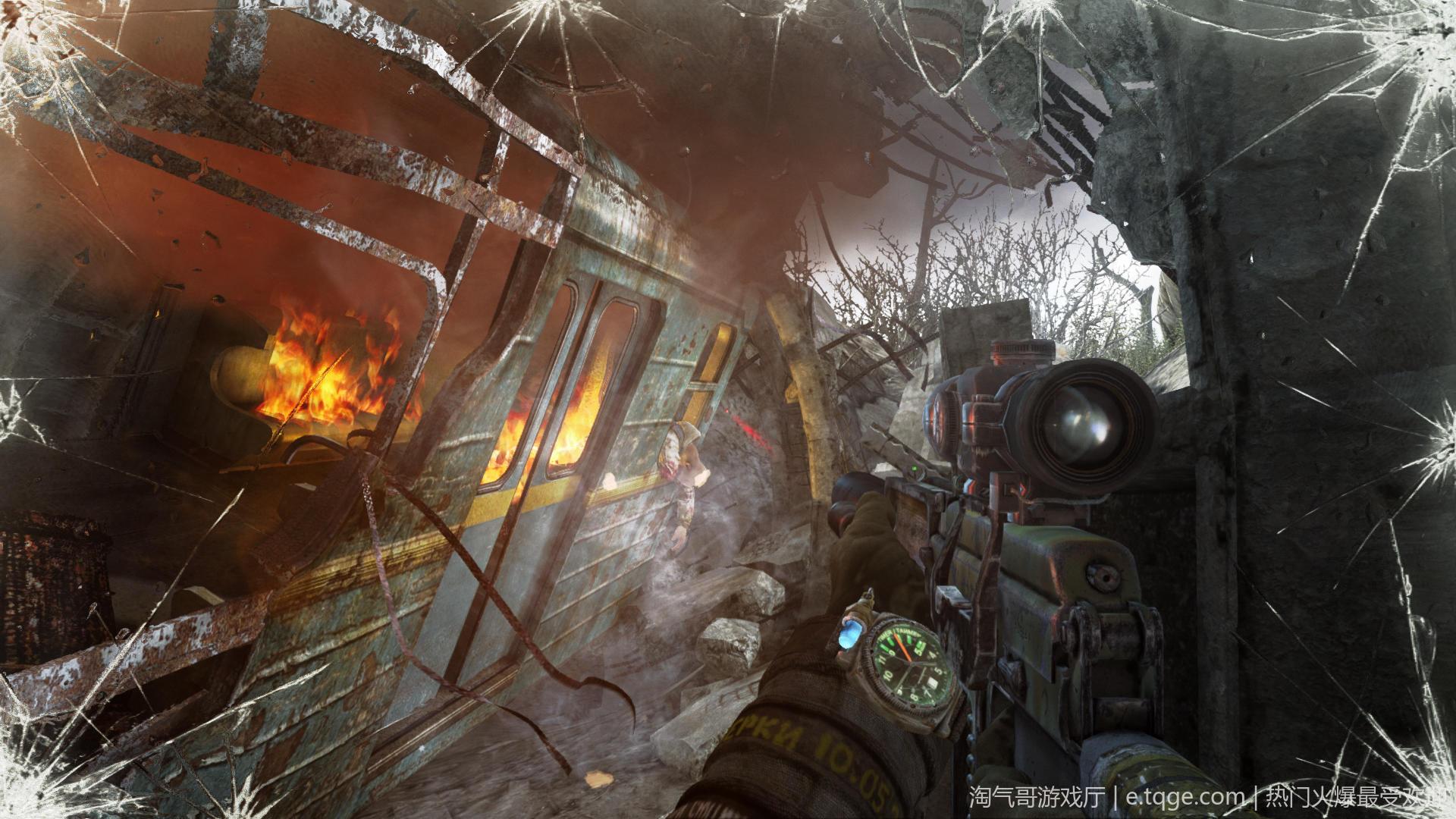 地铁:最后的曙光 重置版 射击游戏 第2张
