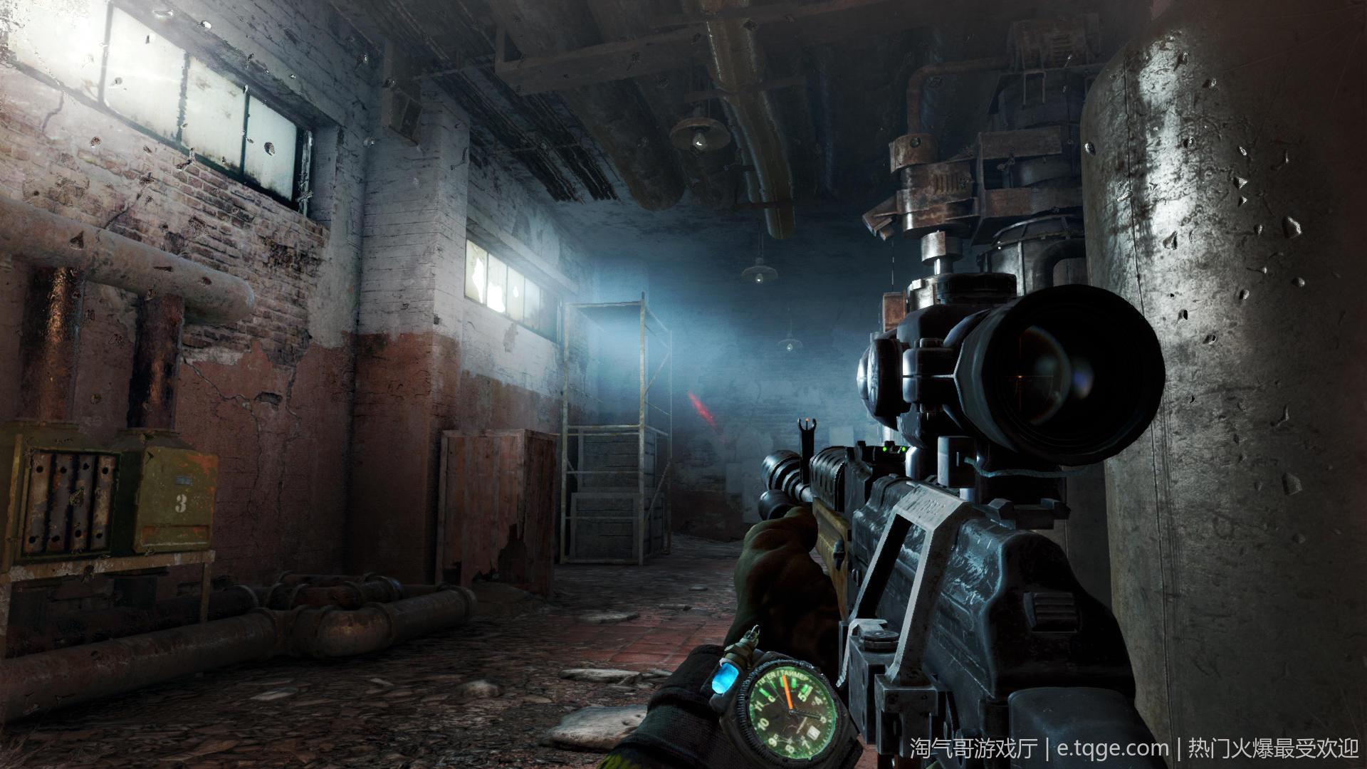 地铁:最后的曙光 重置版 射击游戏 第4张