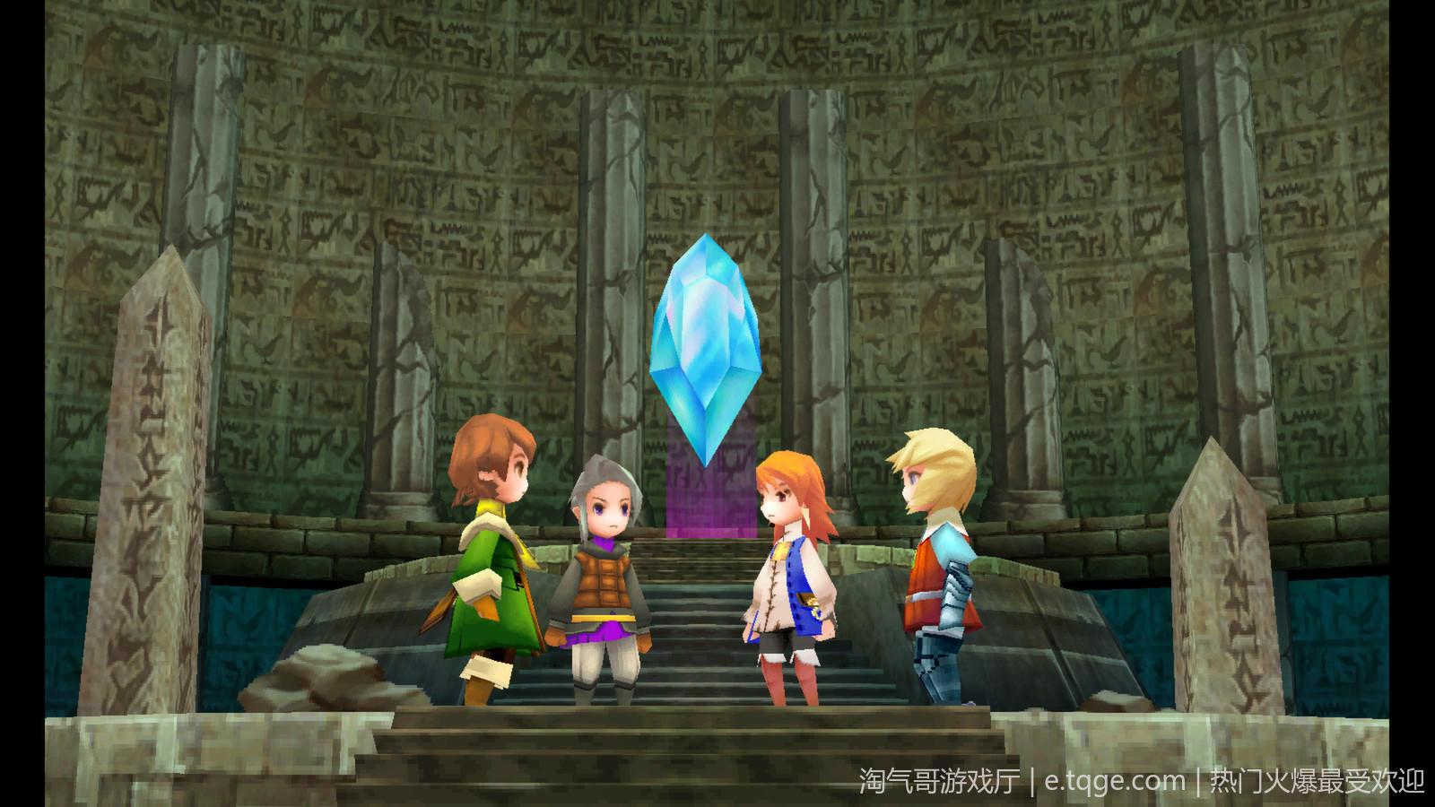 最终幻想3 热门游戏 第1张