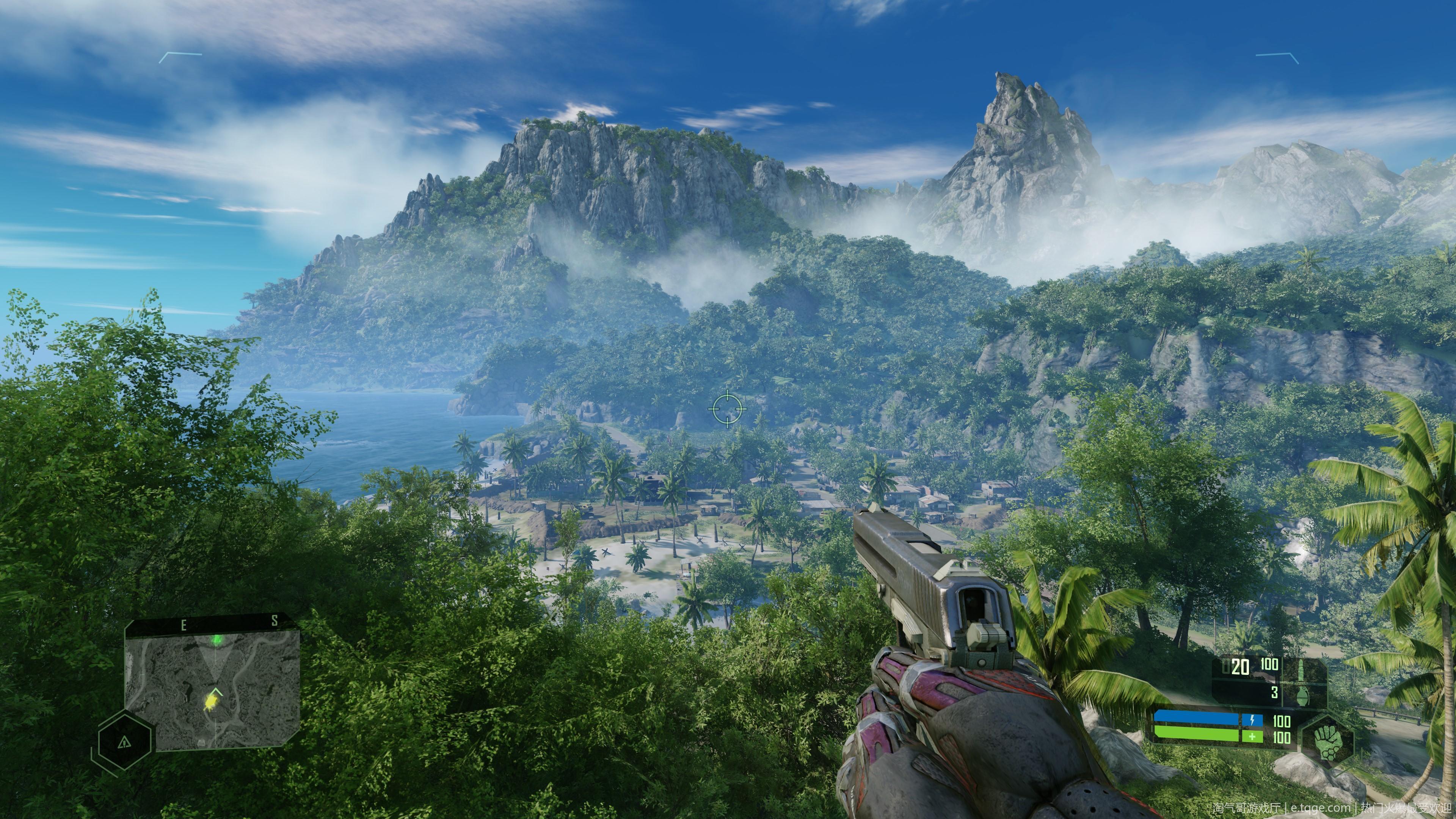 孤岛危机:重制版 射击游戏 第1张