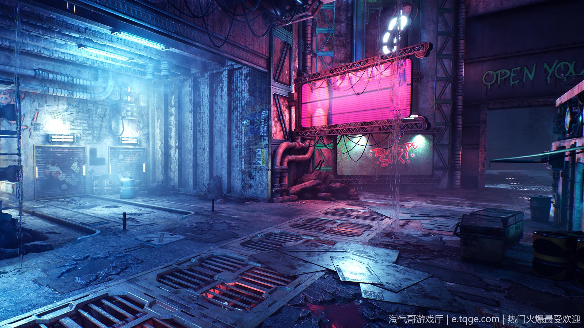 幽灵行者/Ghostrunner 动作冒险 第3张