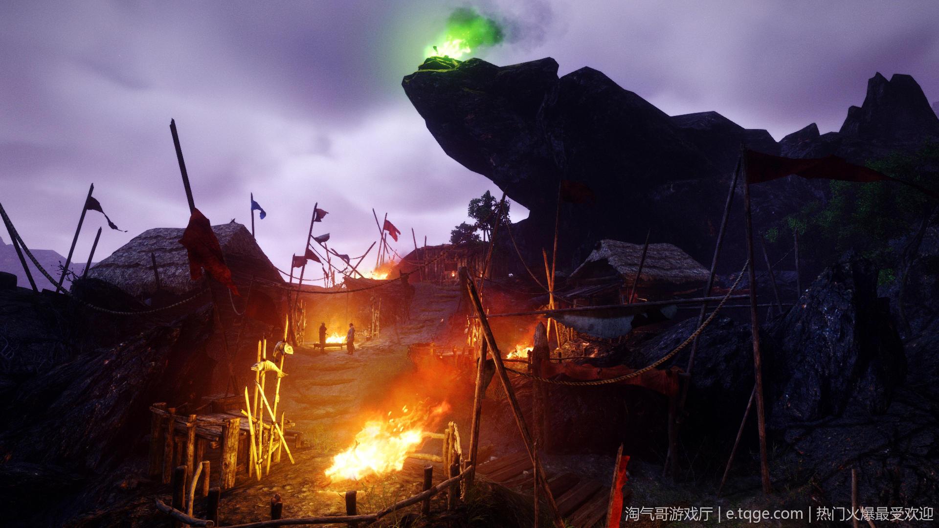 崛起3:泰坦之王增强版 角色扮演 第1张