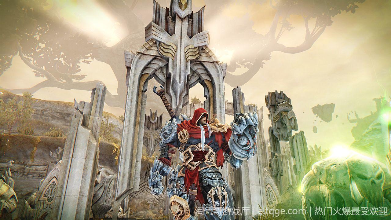 暗黑血统:战神版/Darksiders Warmastered Edition 动作冒险 第1张