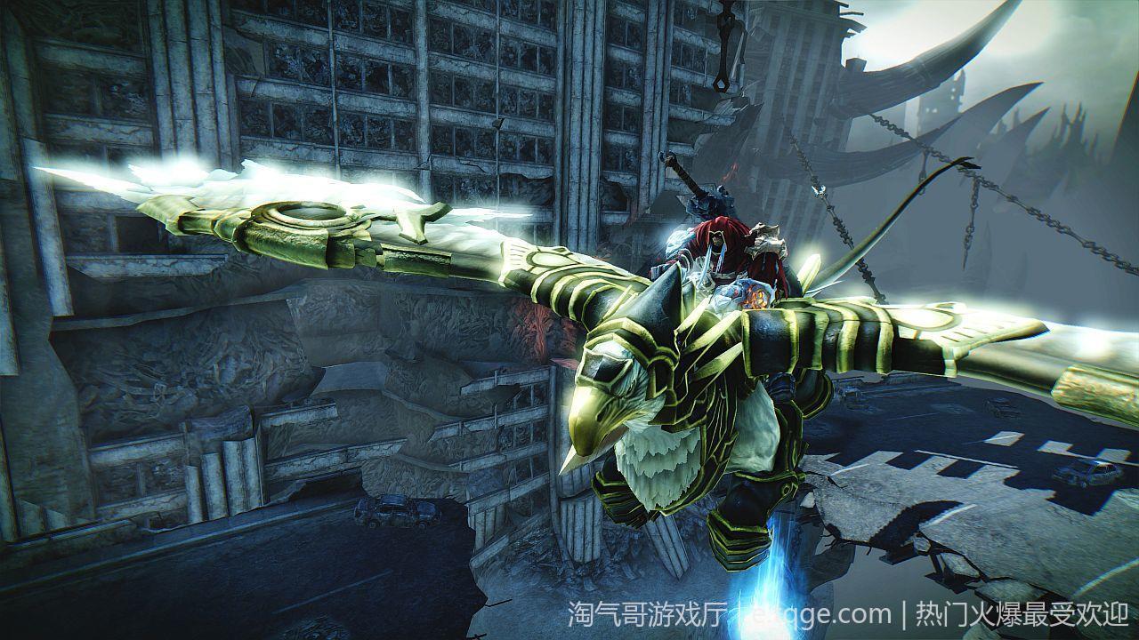 暗黑血统:战神版/Darksiders Warmastered Edition 动作冒险 第2张