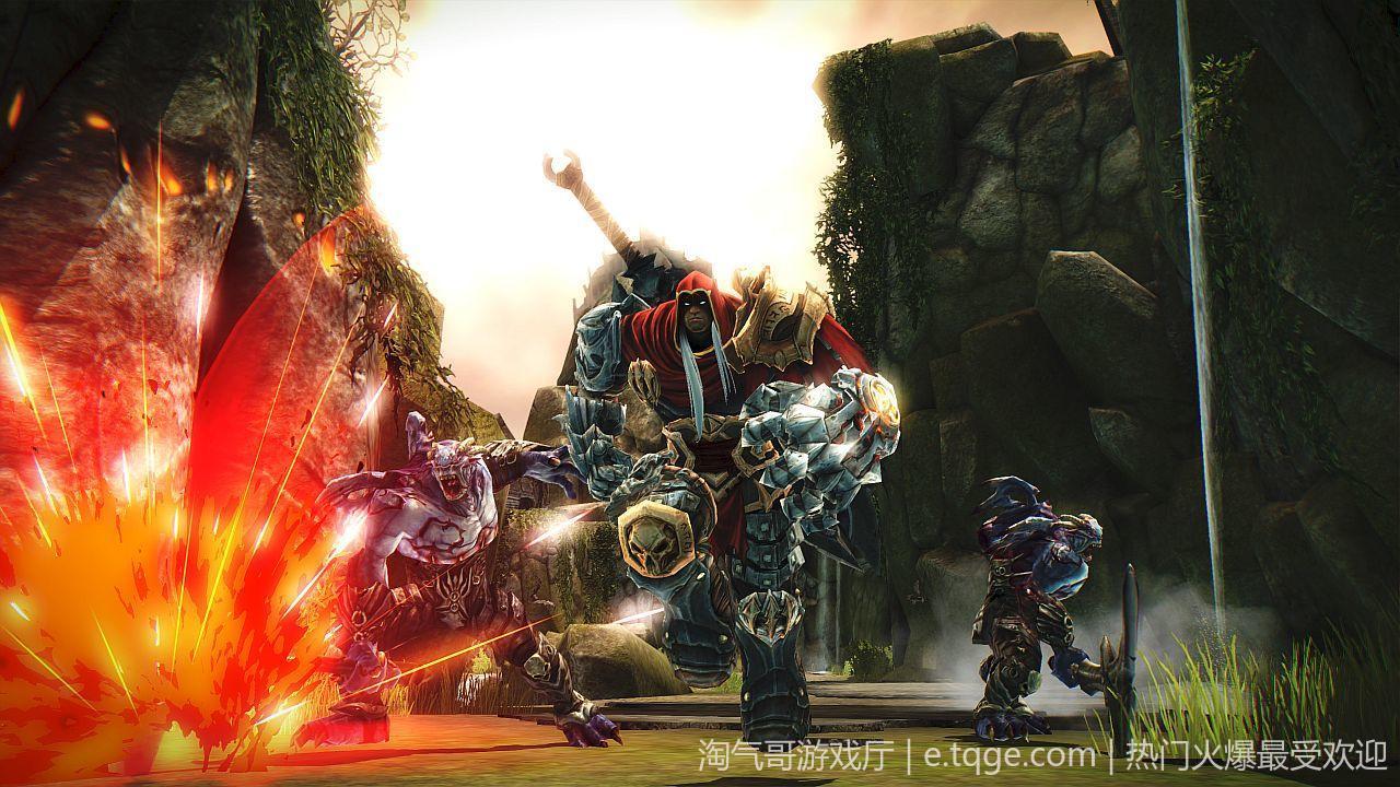 暗黑血统:战神版/Darksiders Warmastered Edition 动作冒险 第3张