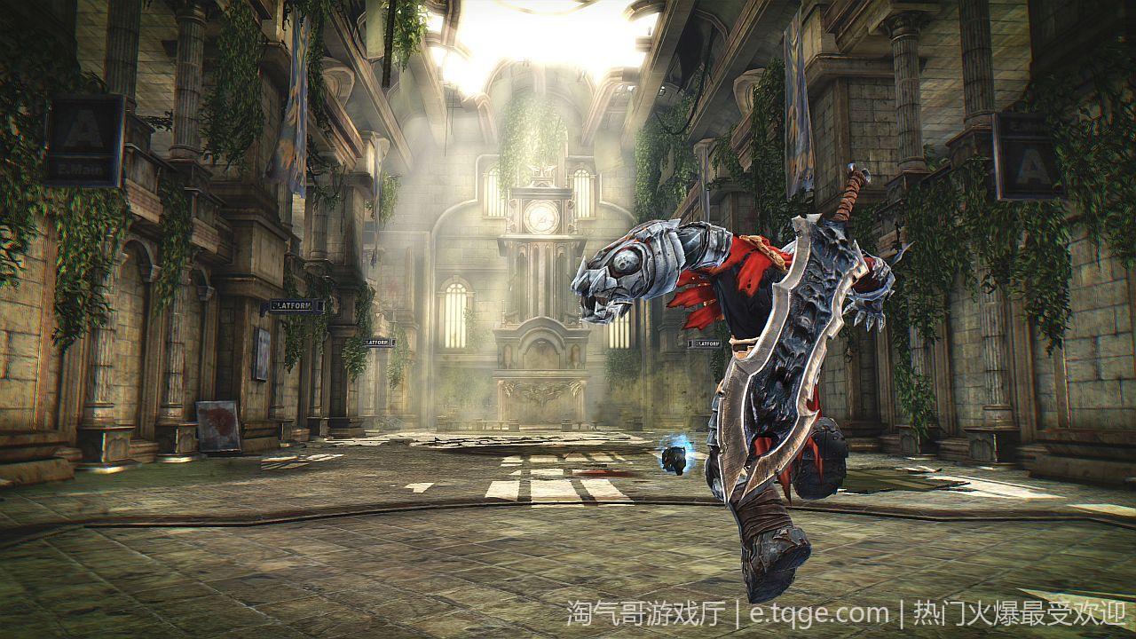 暗黑血统:战神版/Darksiders Warmastered Edition 动作冒险 第4张