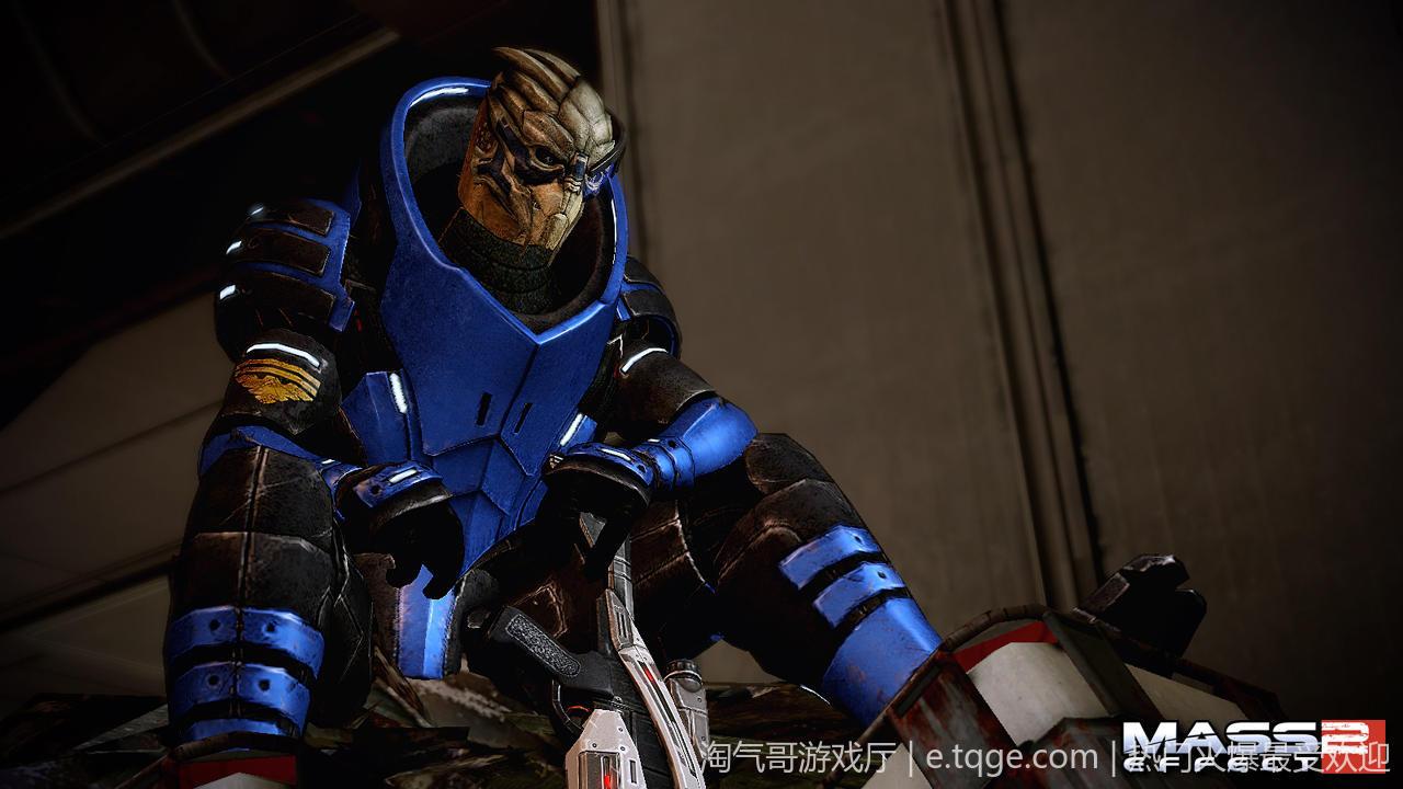 质量效应2/Mass Effect 2 动作冒险 第1张