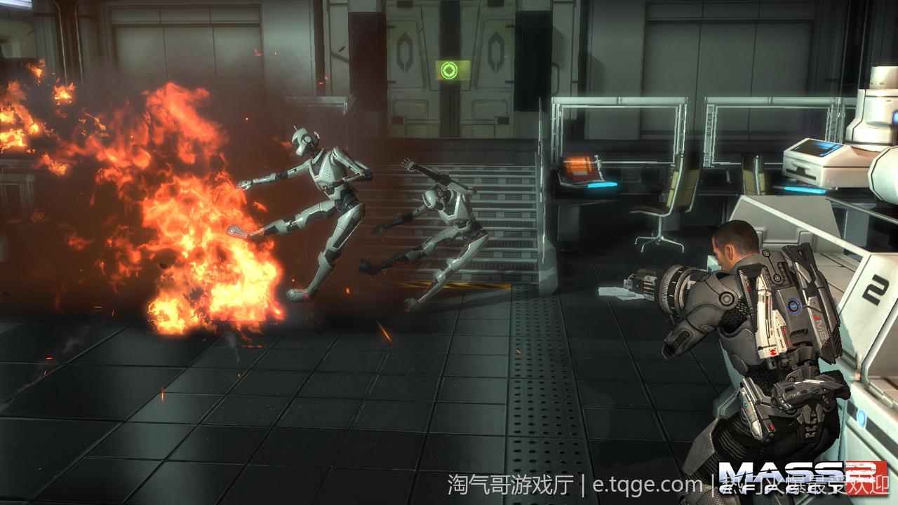 质量效应2/Mass Effect 2 动作冒险 第2张