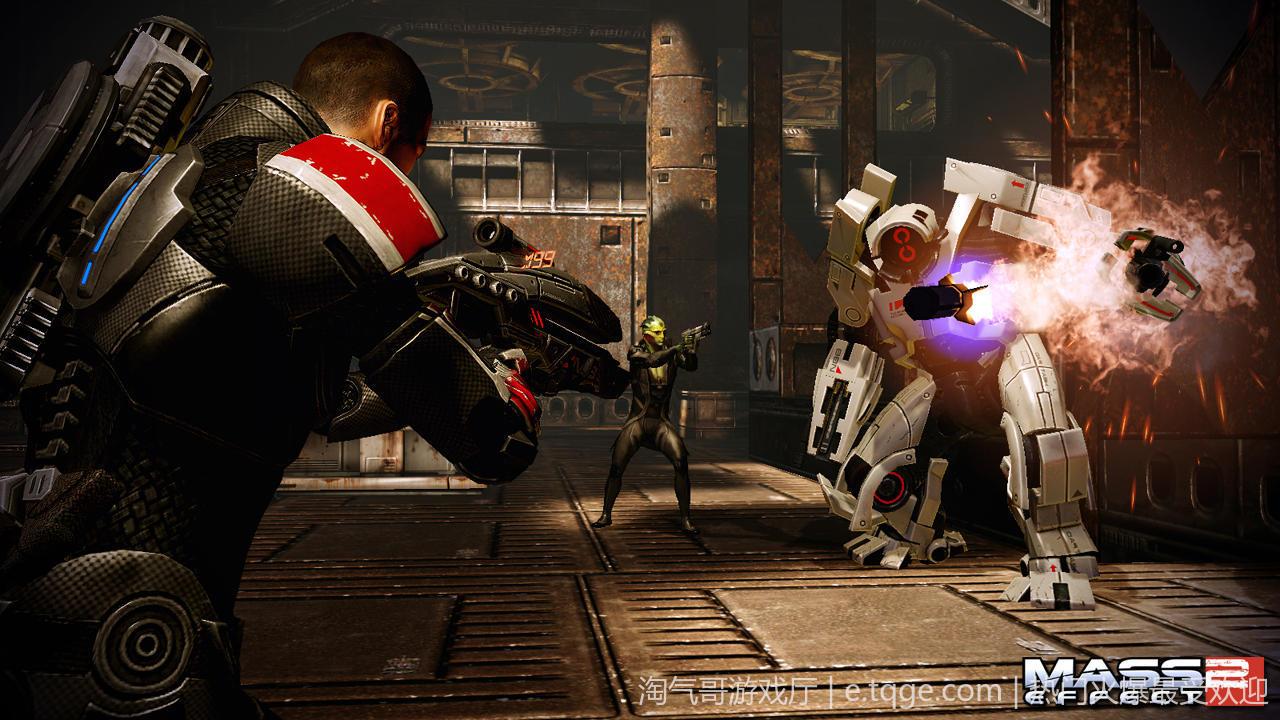 质量效应2/Mass Effect 2 动作冒险 第3张