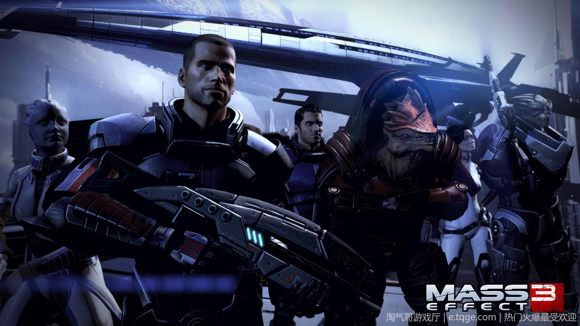 质量效应3/Mass Effect 3 动作冒险 第2张