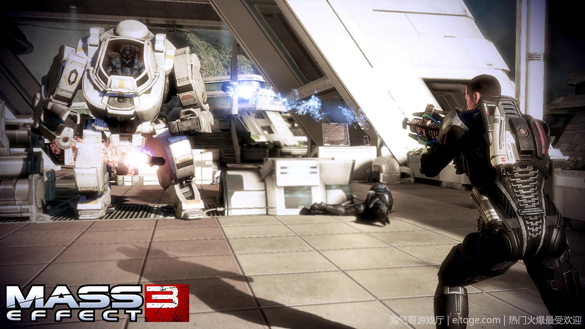 质量效应3/Mass Effect 3 动作冒险 第3张