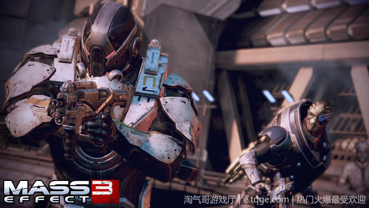质量效应3/Mass Effect 3 动作冒险 第4张