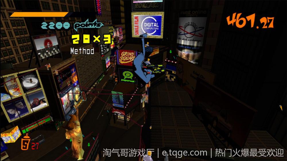 街头涂鸦HD/涂鸦小子 动作冒险 第2张