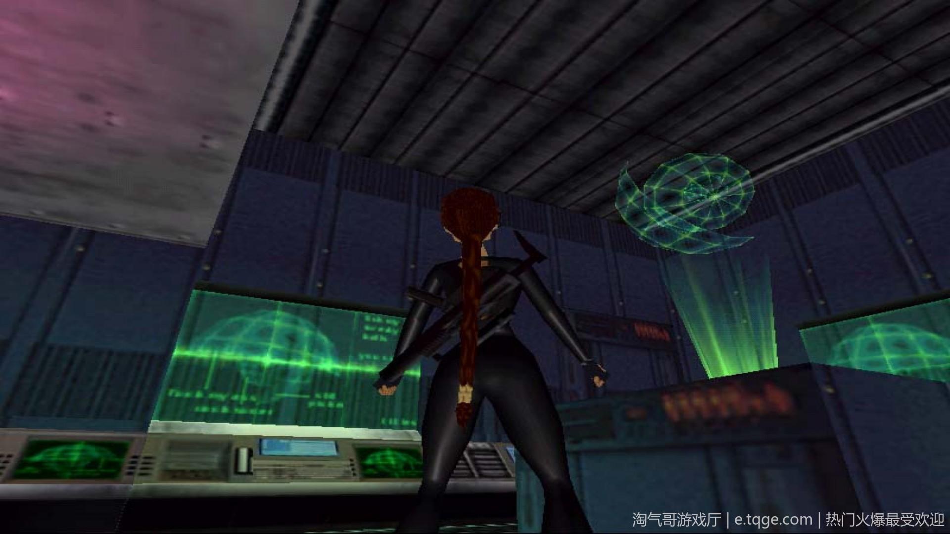 古墓丽影5:历代记 只支持XP 角色扮演 第1张