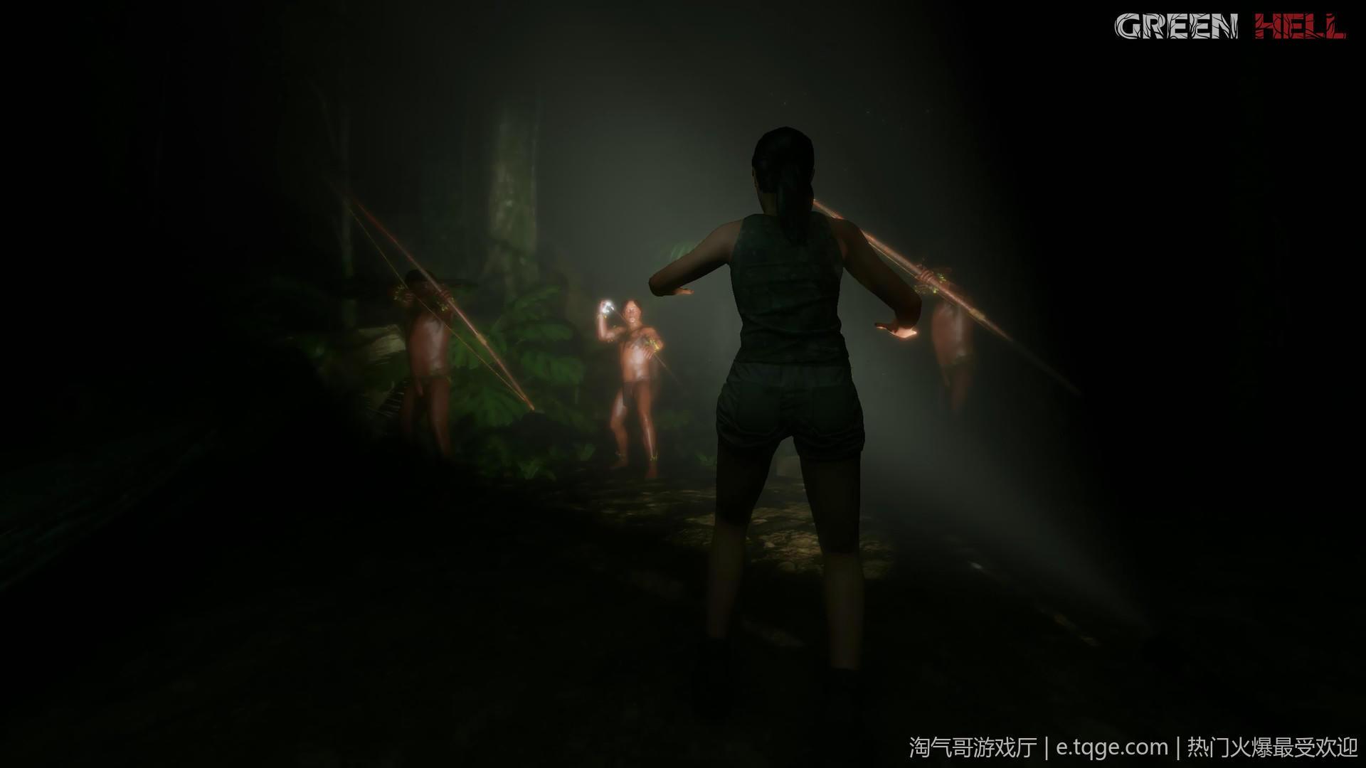 绿色地狱/丛林地狱 角色扮演 第12张