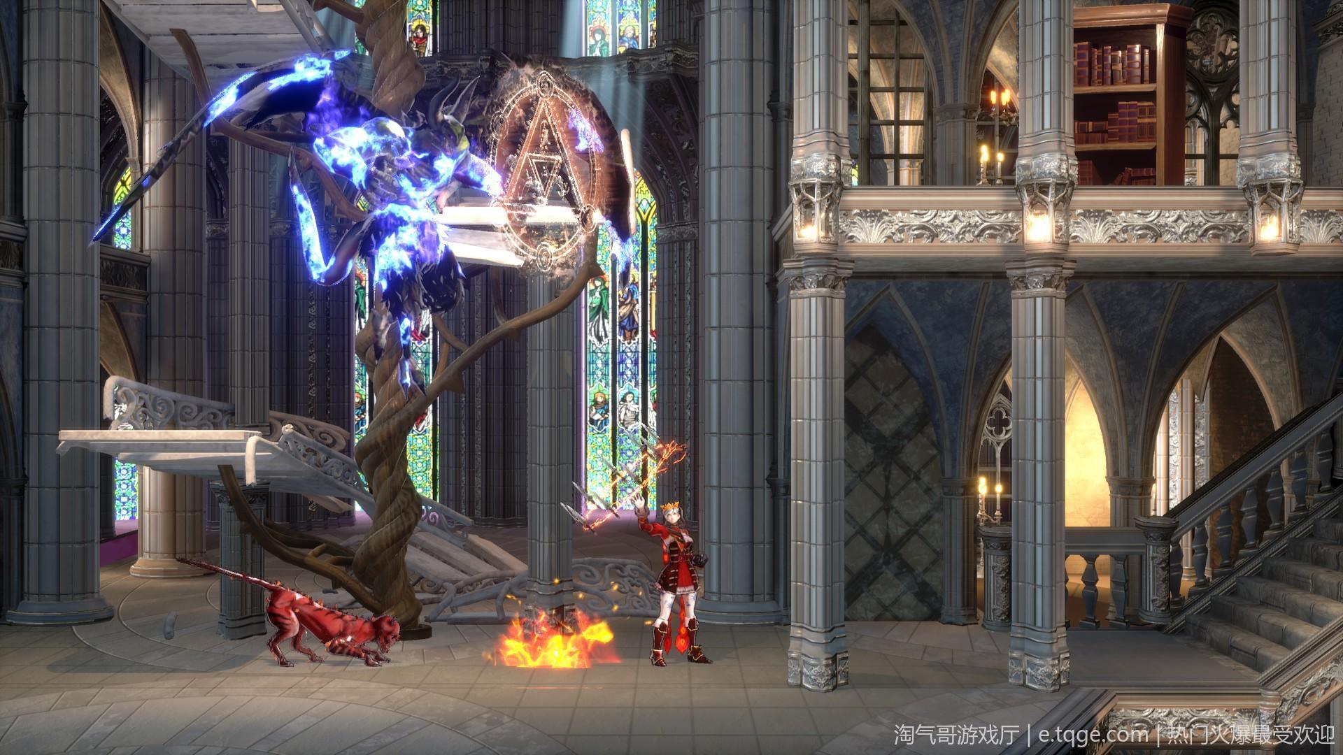 血污:夜之仪式/赤痕夜之仪式 角色扮演 第3张