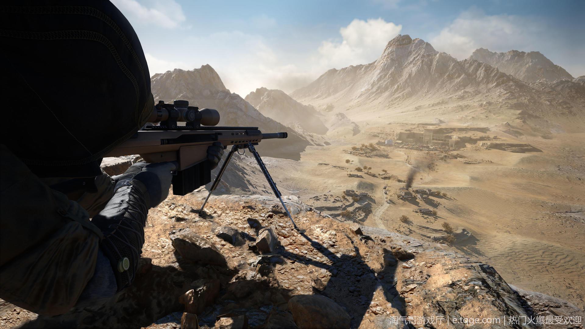狙击手:幽灵战士契约2 射击游戏 第1张